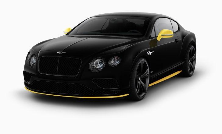 New 2017 Bentley Continental GT Speed Black Edition For Sale In Greenwich, CT 29_main