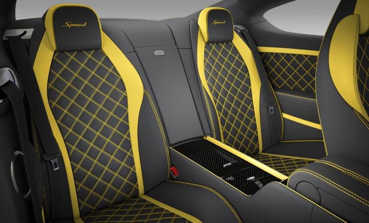 New 2017 Bentley Continental GT Speed Black Edition For Sale In Greenwich, CT 29_p7