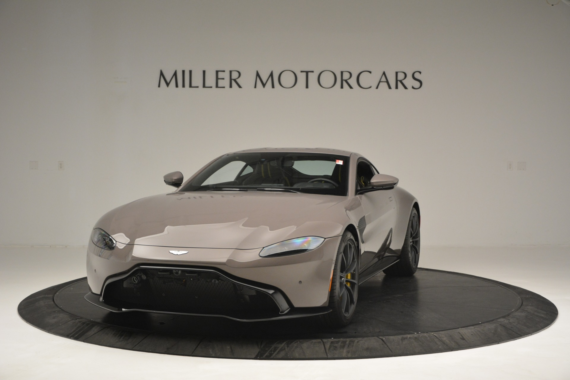 New 2019 Aston Martin Vantage Coupe For Sale In Greenwich, CT 2901_p2