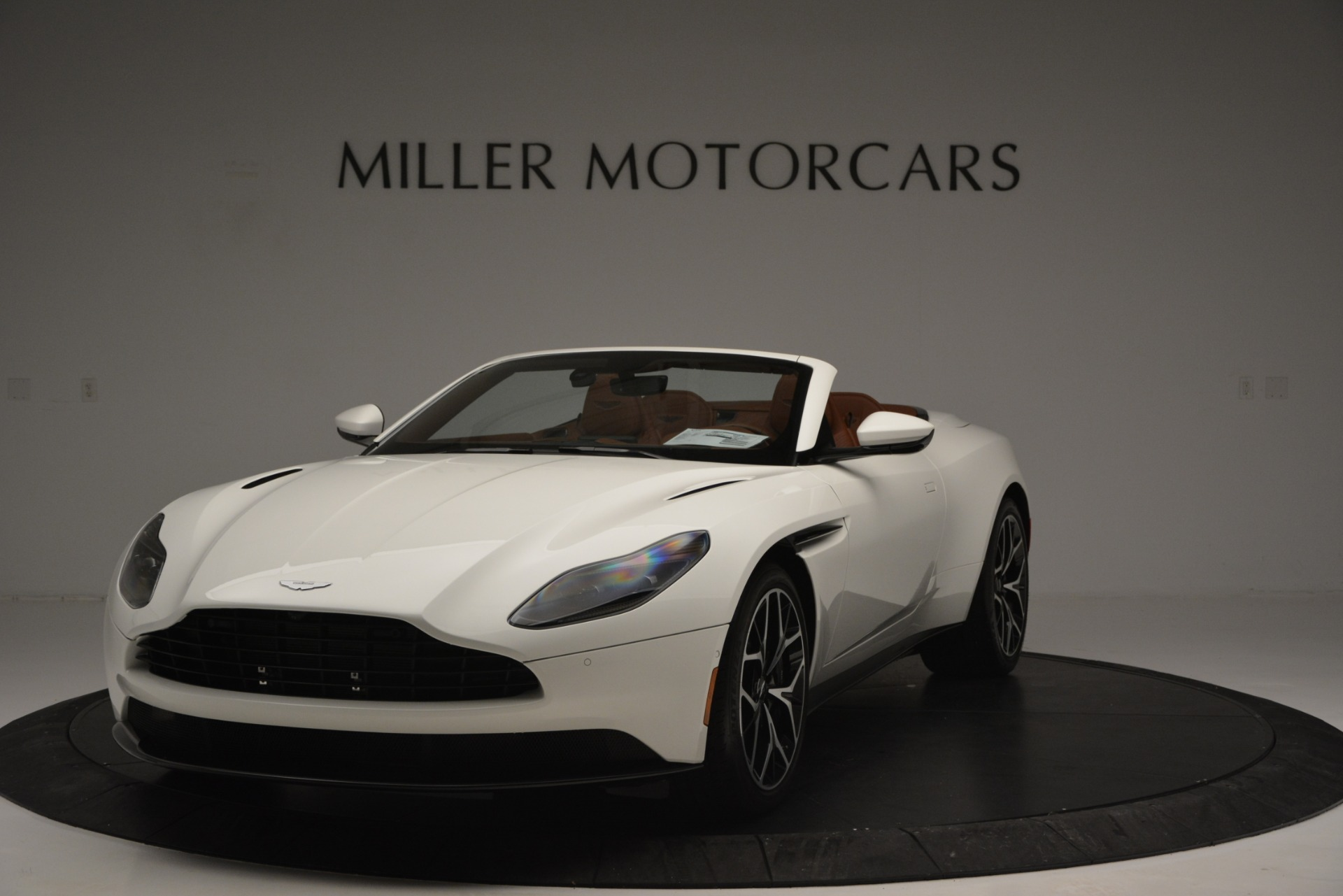 New 2019 Aston Martin DB11 V8 Convertible For Sale In Greenwich, CT 2903_p2