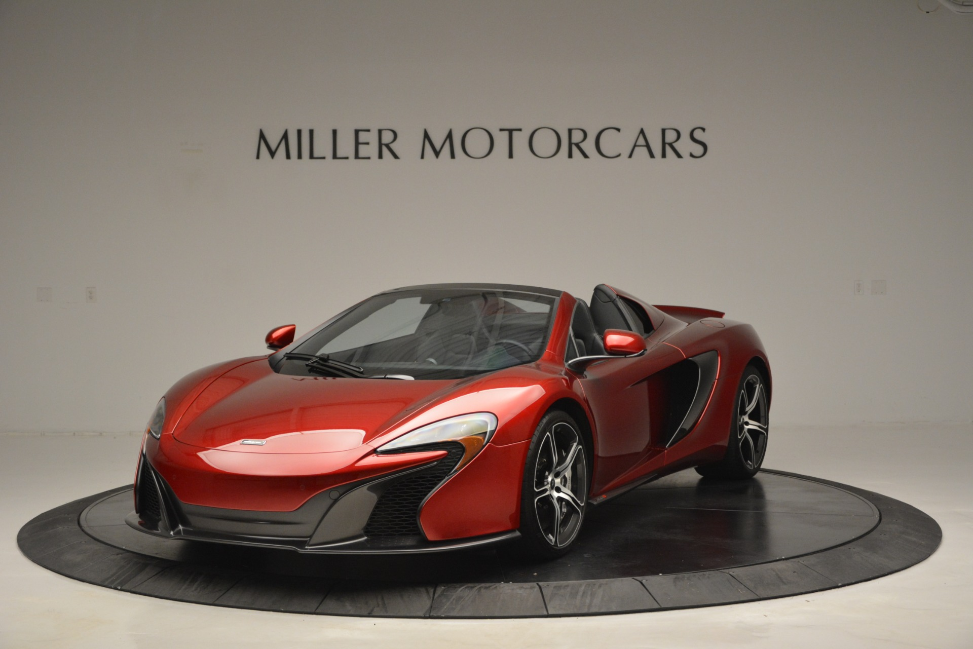 Used 2015 McLaren 650S Spider For Sale In Greenwich, CT