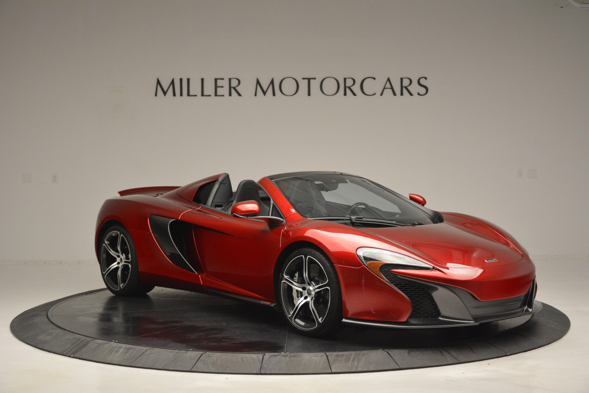 Used 2015 McLaren 650S Spider For Sale In Greenwich, CT 2904_p10