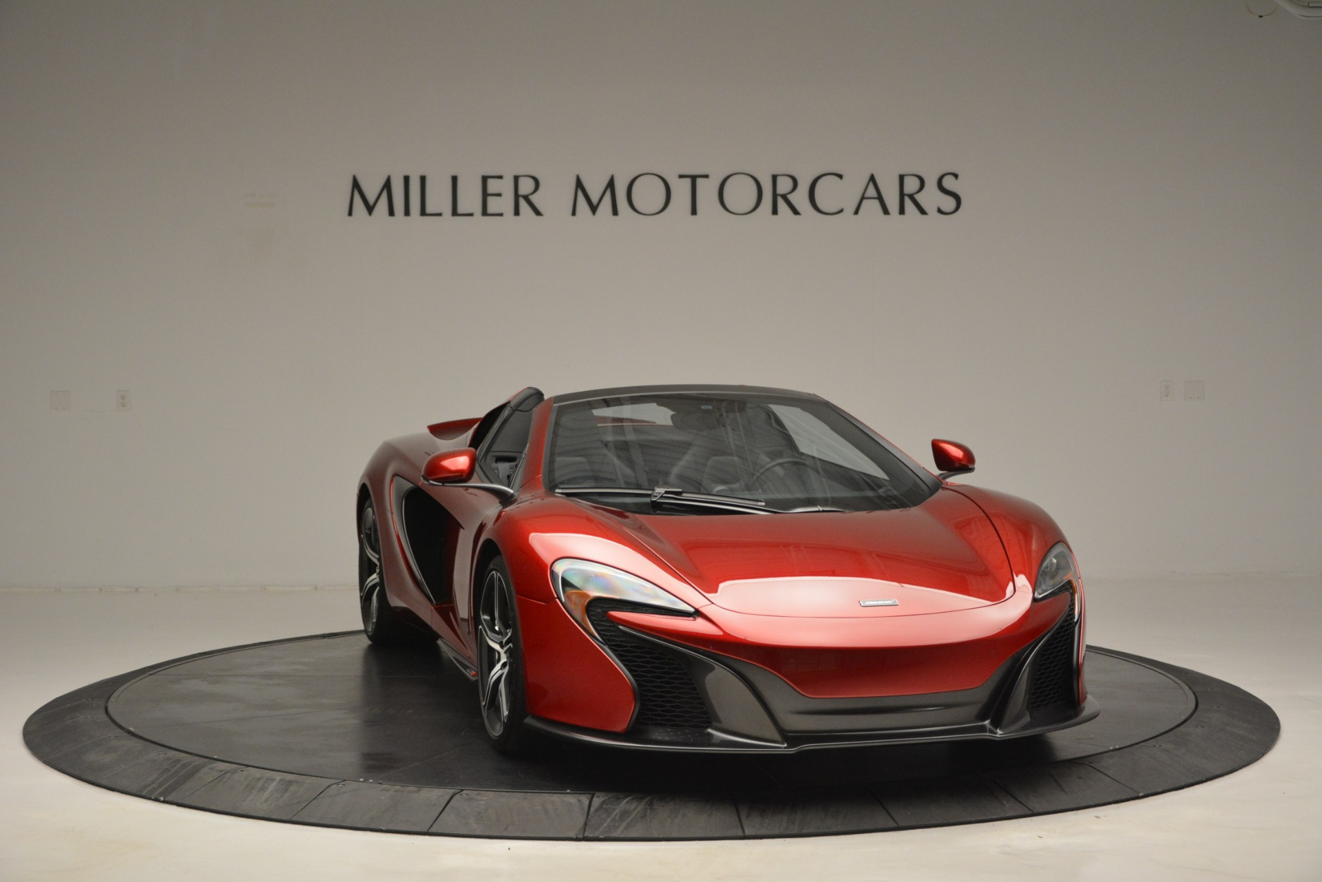 Used 2015 McLaren 650S Spider For Sale In Greenwich, CT 2904_p11