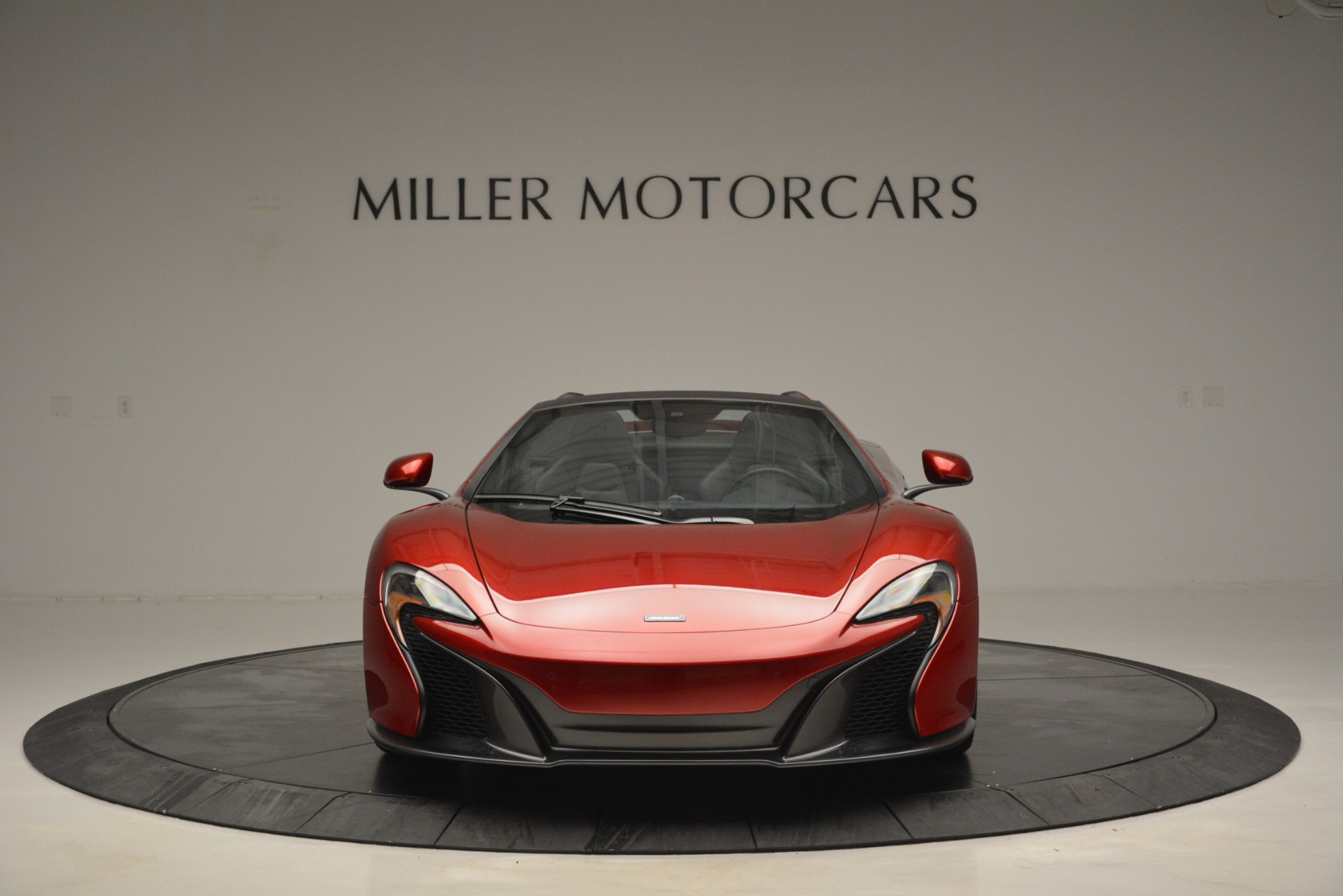 Used 2015 McLaren 650S Spider For Sale In Greenwich, CT 2904_p12