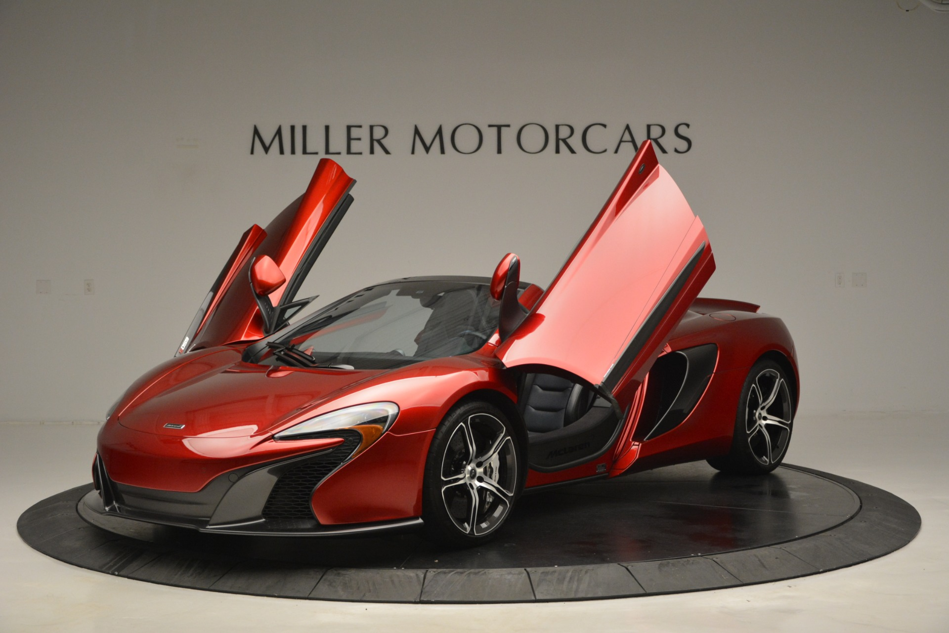 Used 2015 McLaren 650S Spider For Sale In Greenwich, CT 2904_p14