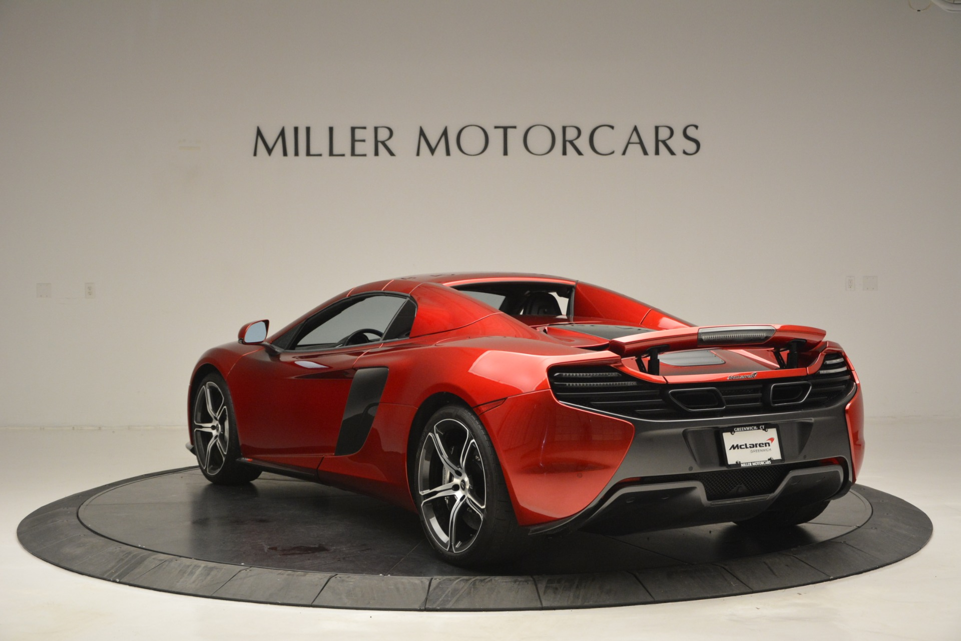 Used 2015 McLaren 650S Spider For Sale In Greenwich, CT 2904_p16