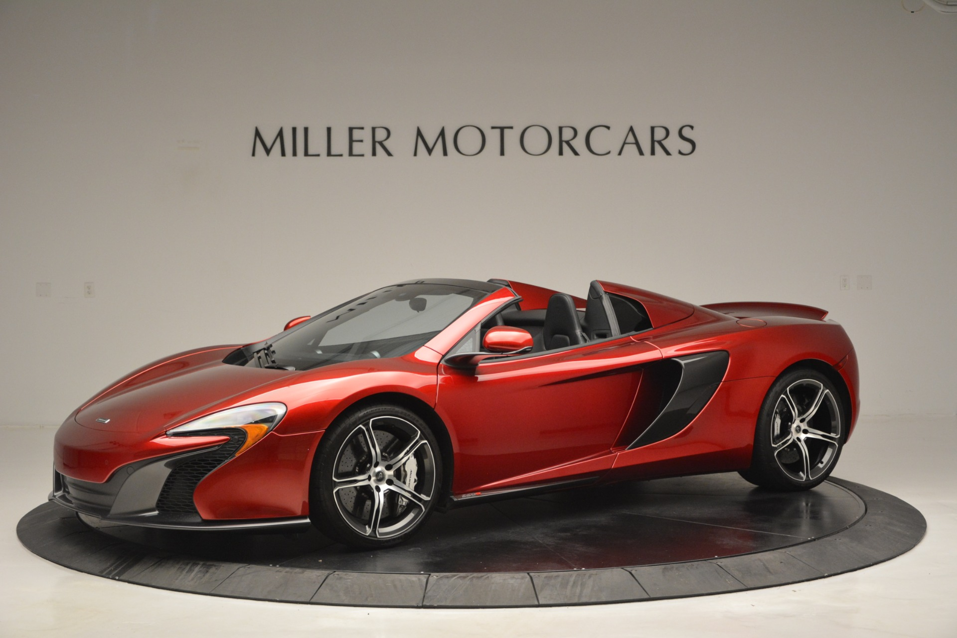 Used 2015 McLaren 650S Spider For Sale In Greenwich, CT 2904_p2