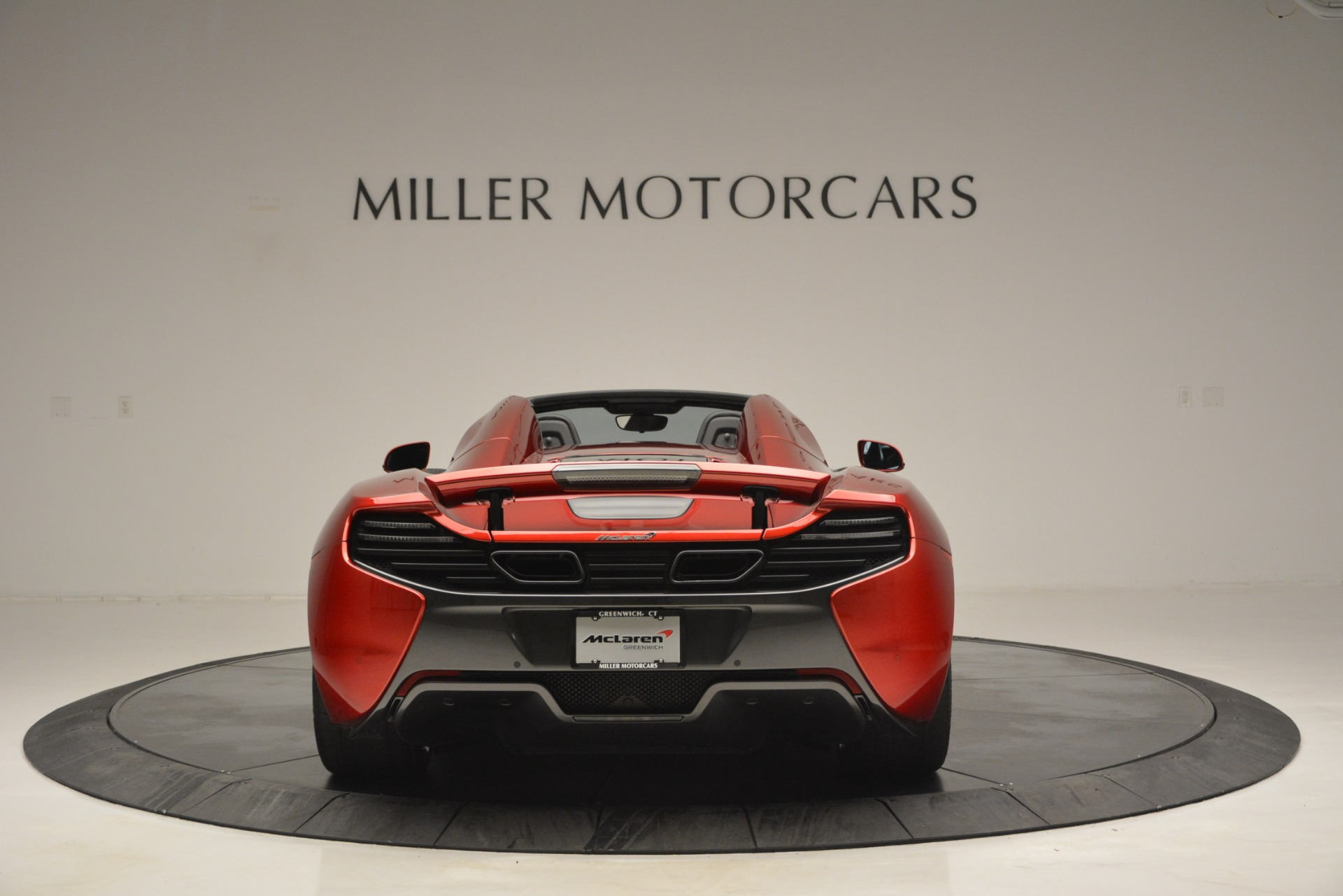 Used 2015 McLaren 650S Spider For Sale In Greenwich, CT 2904_p6
