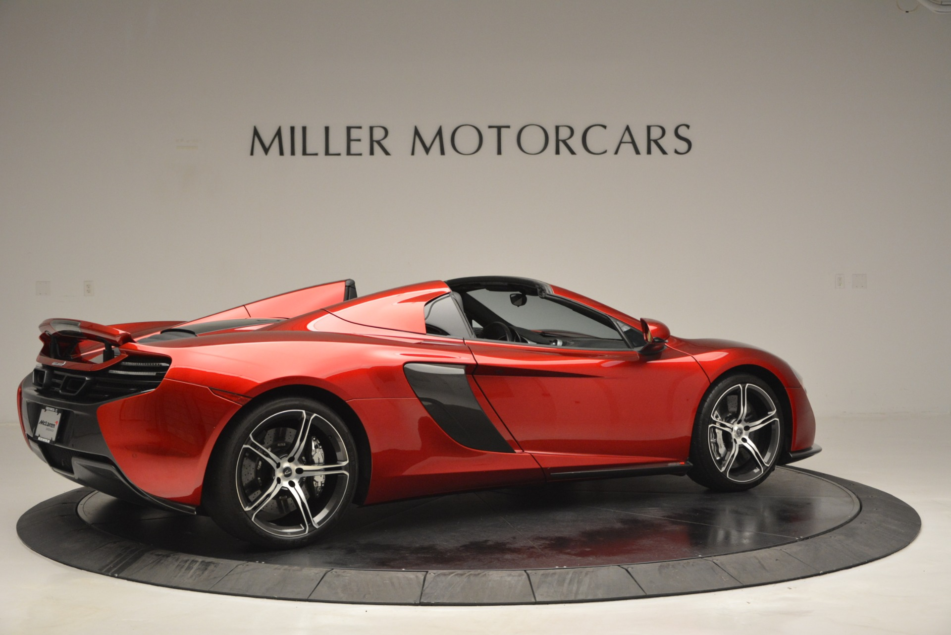 Used 2015 McLaren 650S Spider For Sale In Greenwich, CT 2904_p8