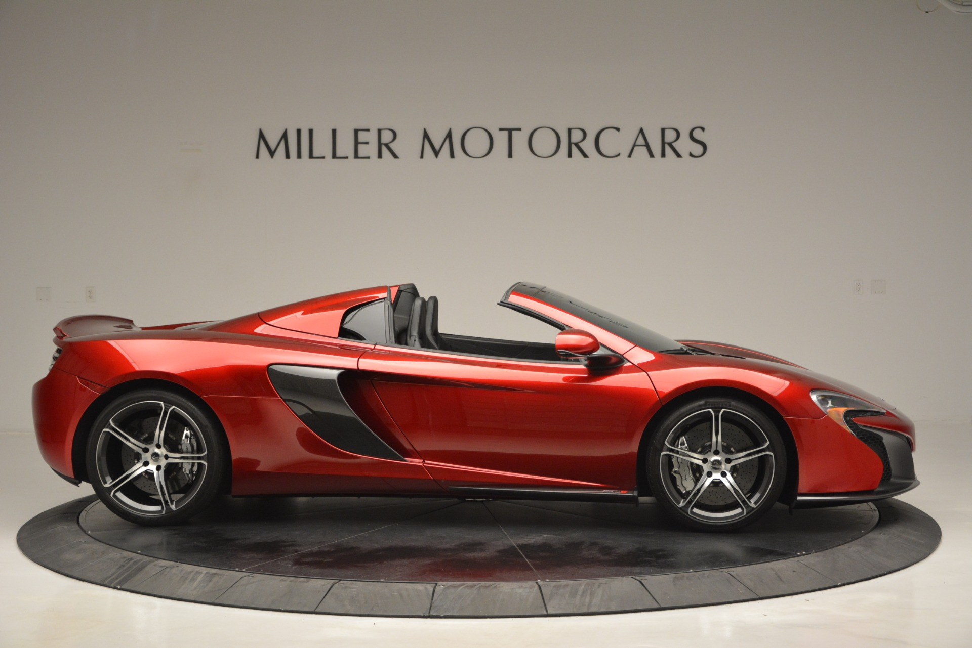 Used 2015 McLaren 650S Spider For Sale In Greenwich, CT 2904_p9
