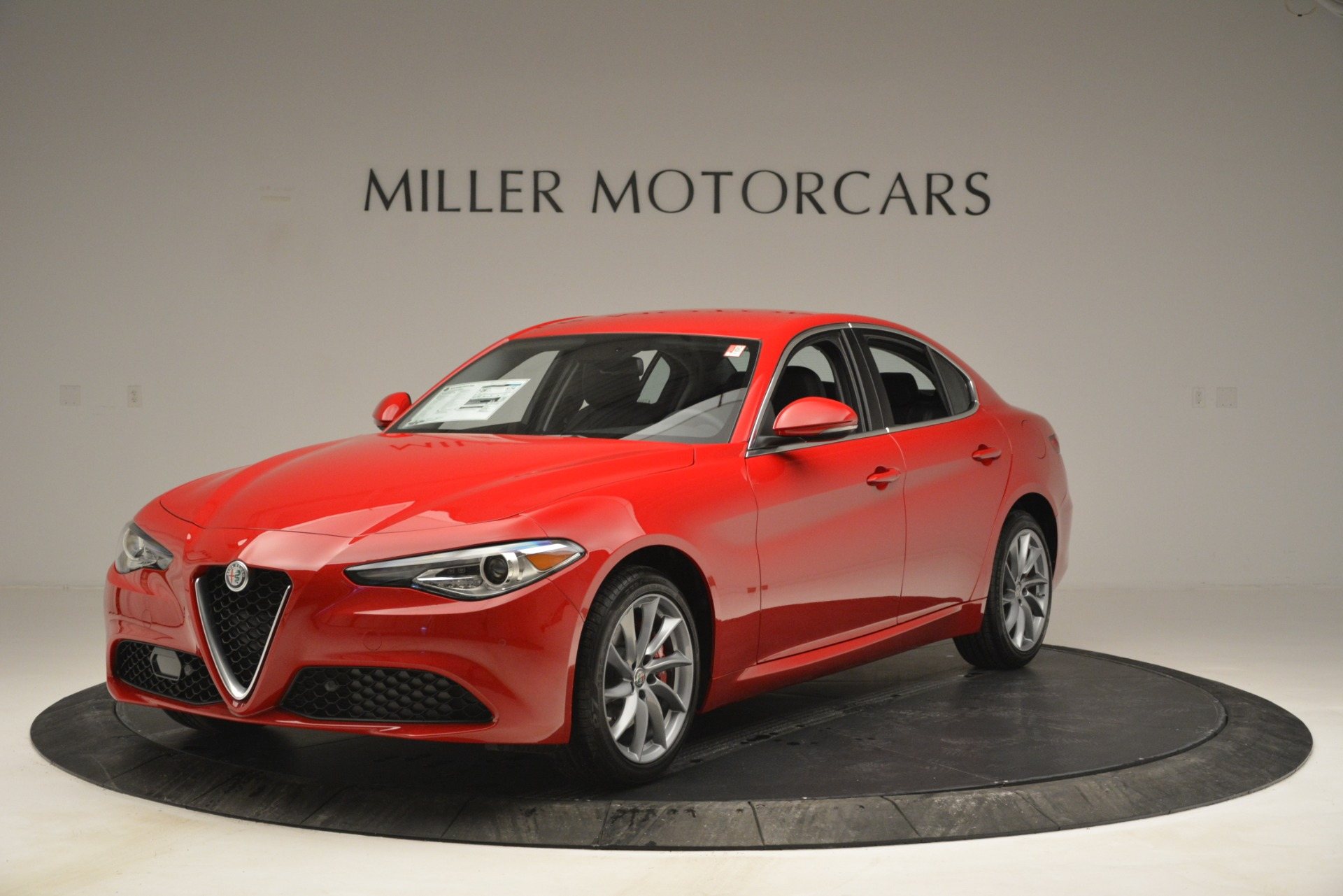 New 2019 Alfa Romeo Giulia Q4 For Sale In Greenwich, CT