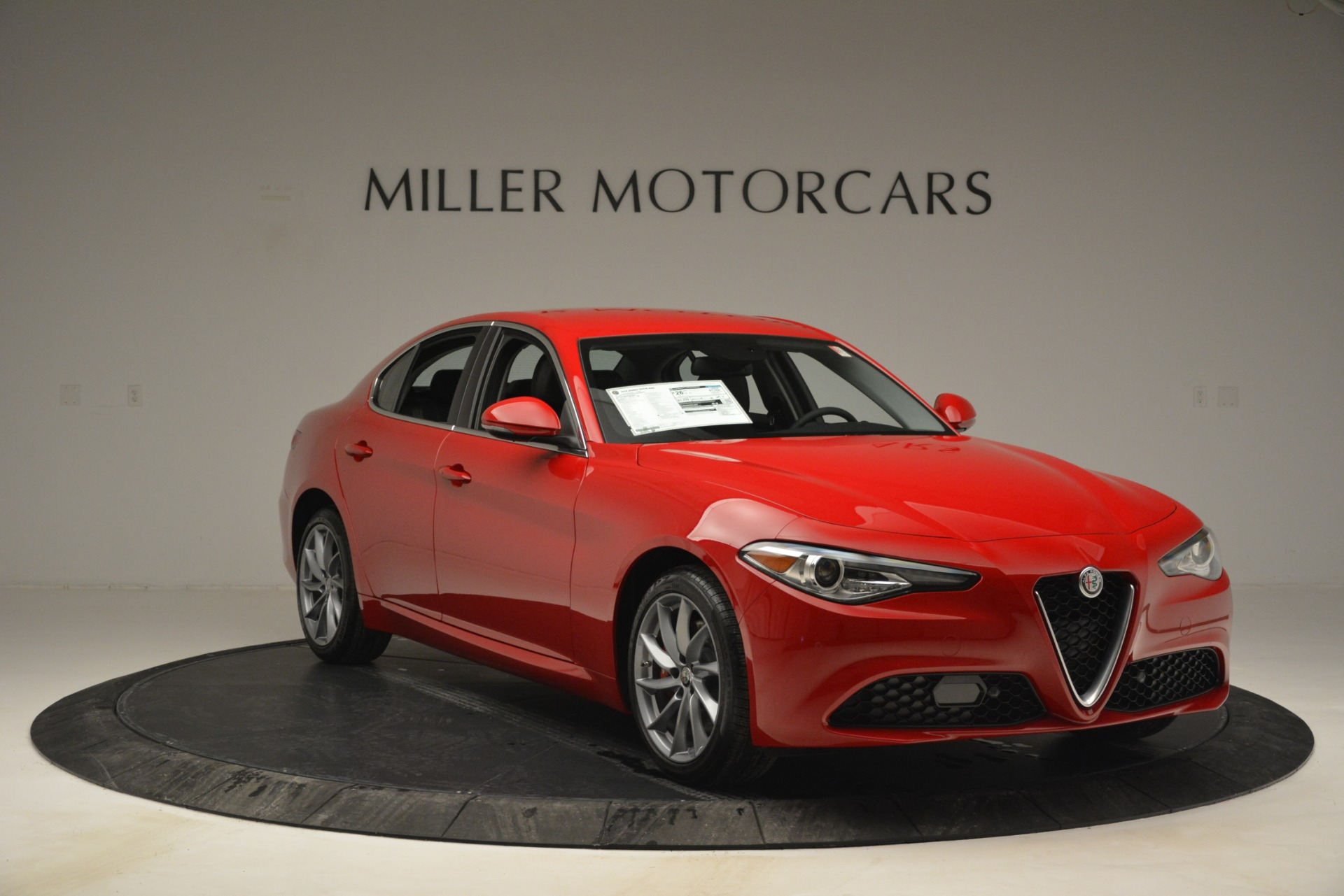 New 2019 Alfa Romeo Giulia Q4 For Sale In Greenwich, CT 2906_p11