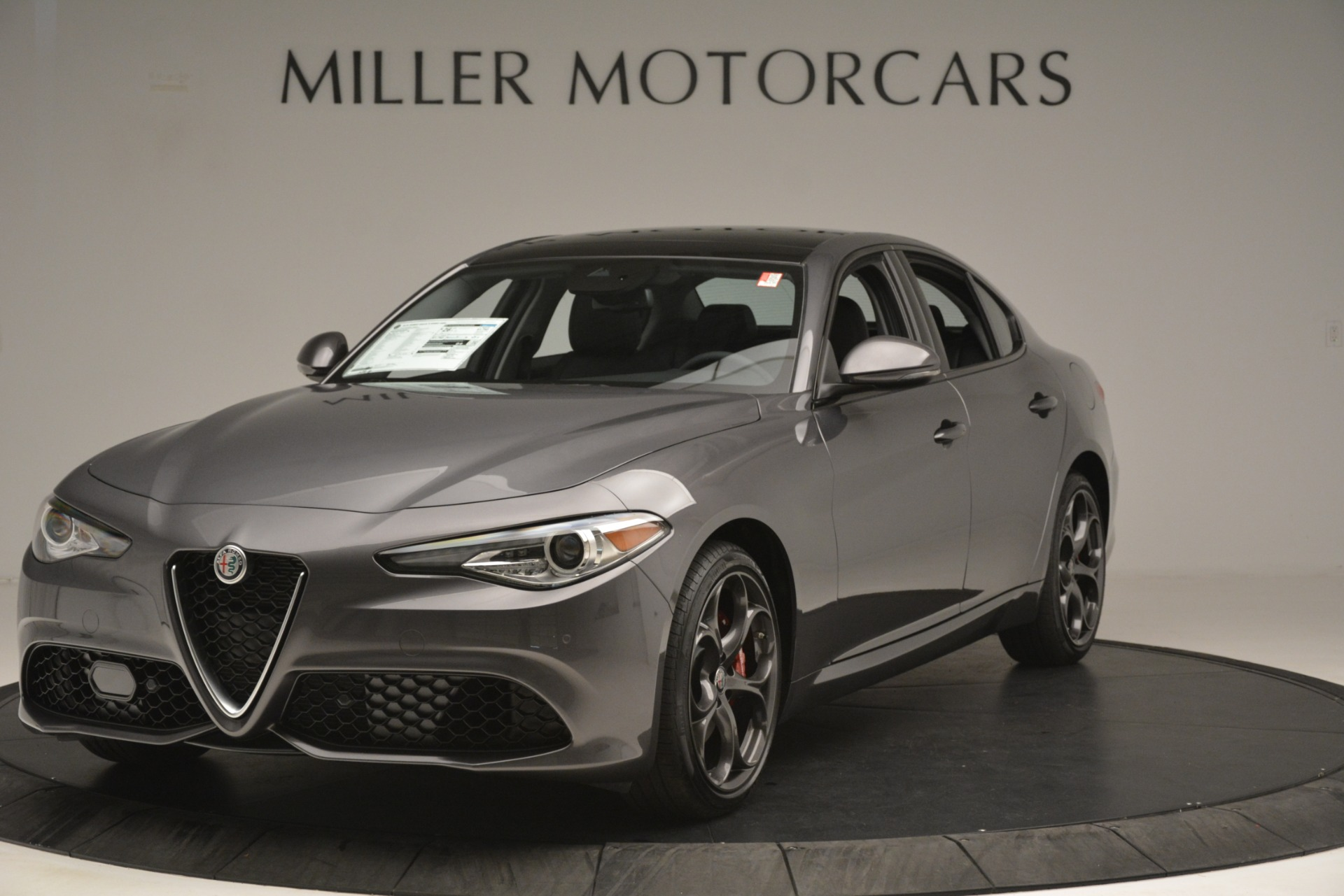 New 2019 Alfa Romeo Giulia Ti Sport Q4 For Sale In Greenwich, CT 2911_main