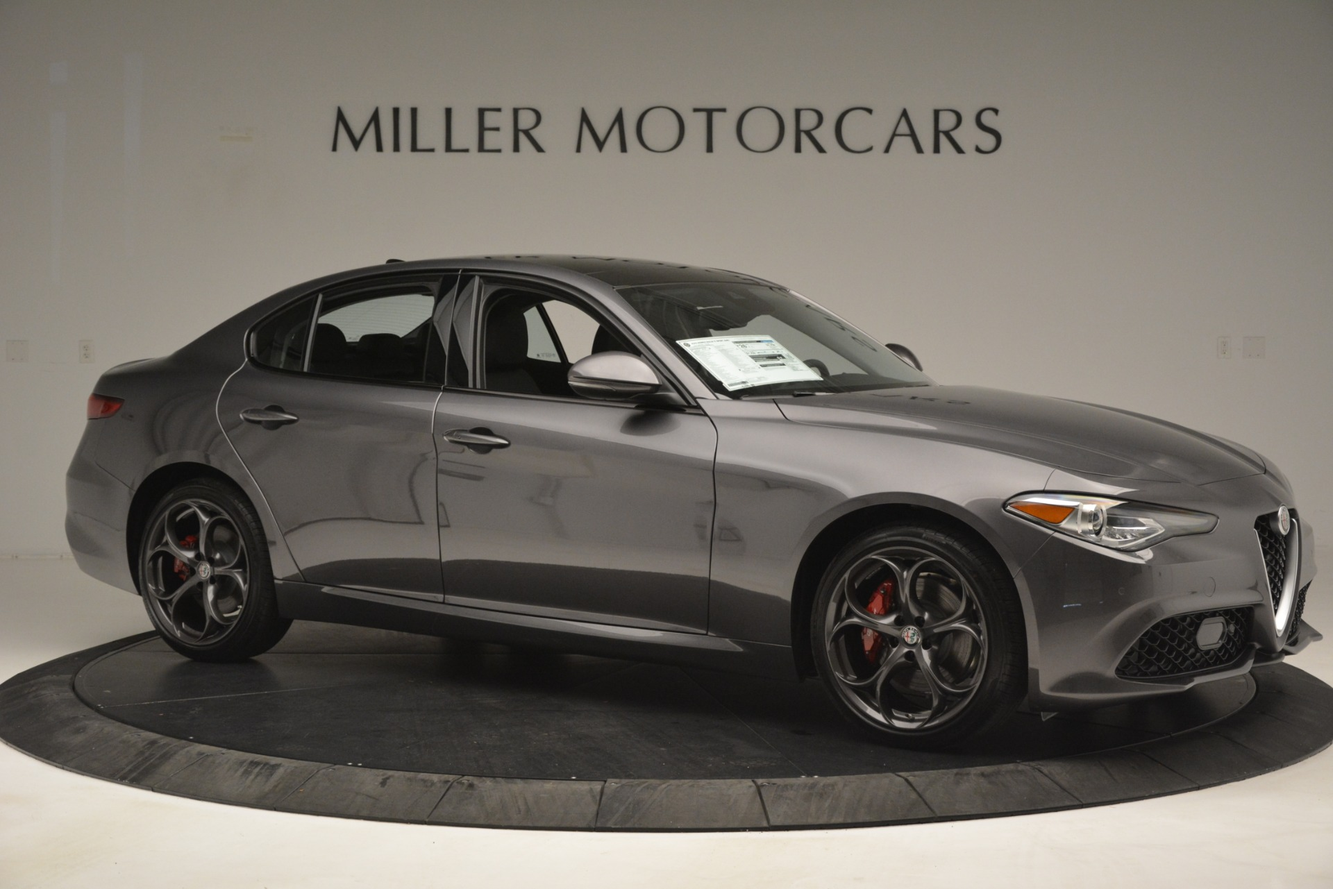 New 2019 Alfa Romeo Giulia Ti Sport Q4 For Sale In Greenwich, CT 2911_p10