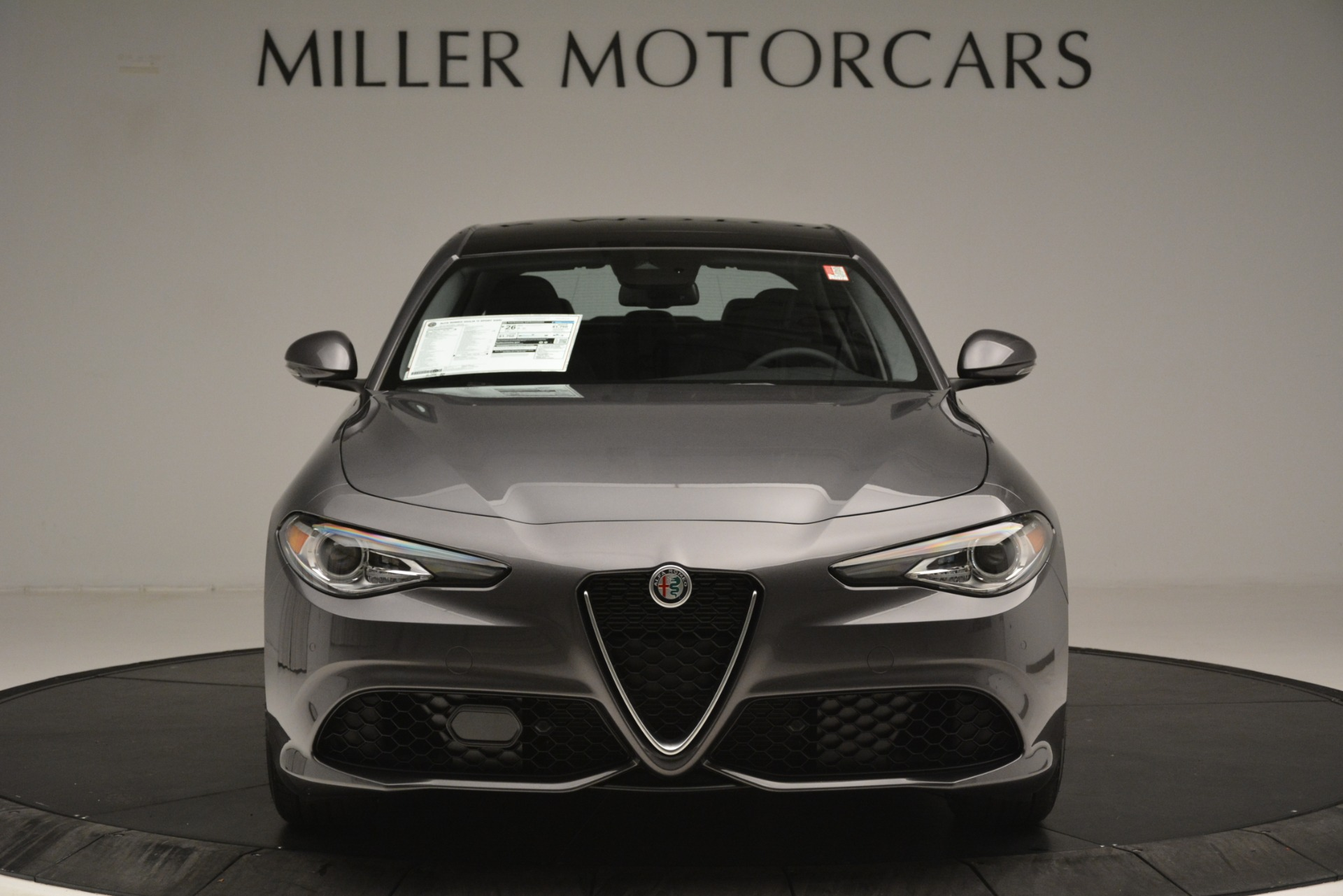 New 2019 Alfa Romeo Giulia Ti Sport Q4 For Sale In Greenwich, CT 2911_p12