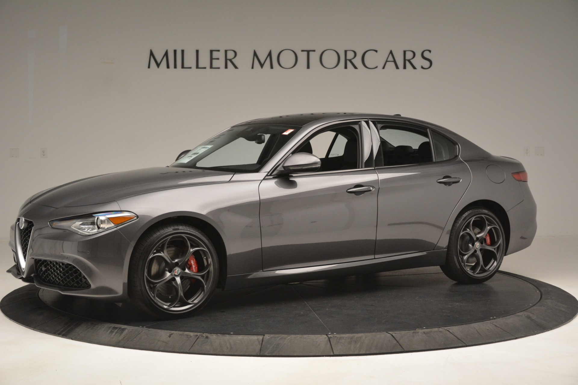 New 2019 Alfa Romeo Giulia Ti Sport Q4 For Sale In Greenwich, CT 2911_p2