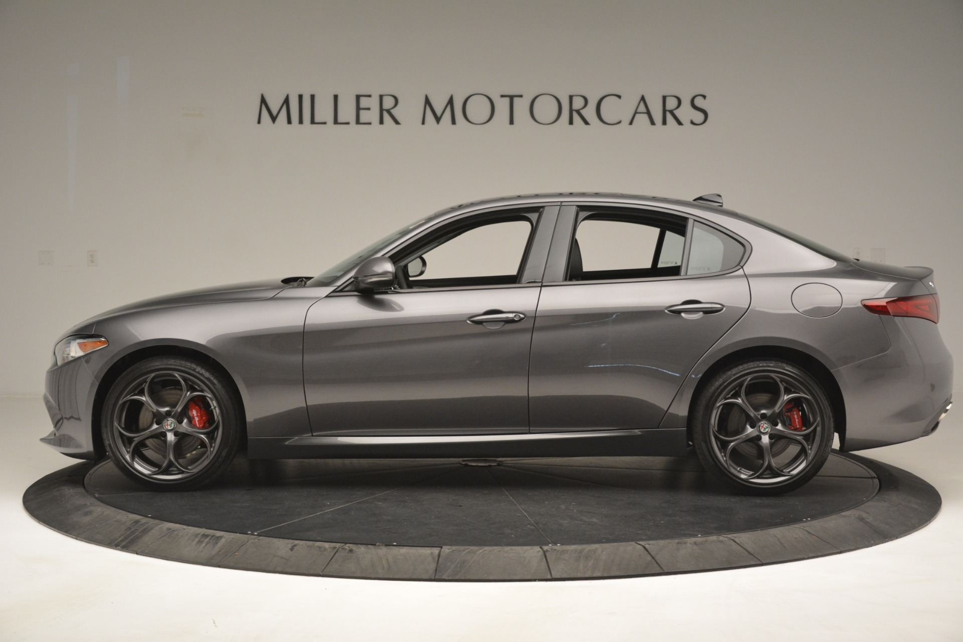 New 2019 Alfa Romeo Giulia Ti Sport Q4 For Sale In Greenwich, CT 2911_p3