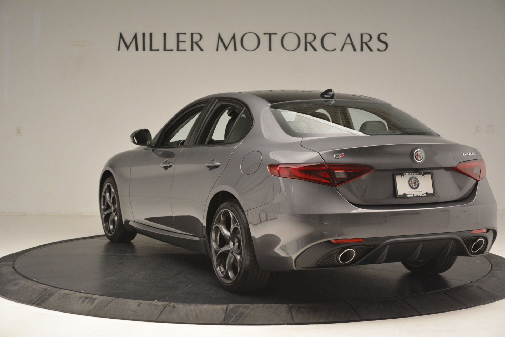 New 2019 Alfa Romeo Giulia Ti Sport Q4 For Sale In Greenwich, CT 2911_p5