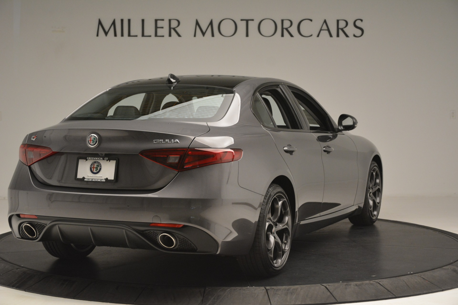 New 2019 Alfa Romeo Giulia Ti Sport Q4 For Sale In Greenwich, CT 2911_p7