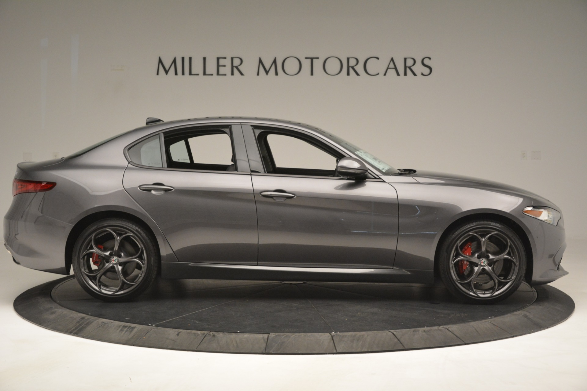 New 2019 Alfa Romeo Giulia Ti Sport Q4 For Sale In Greenwich, CT 2911_p9