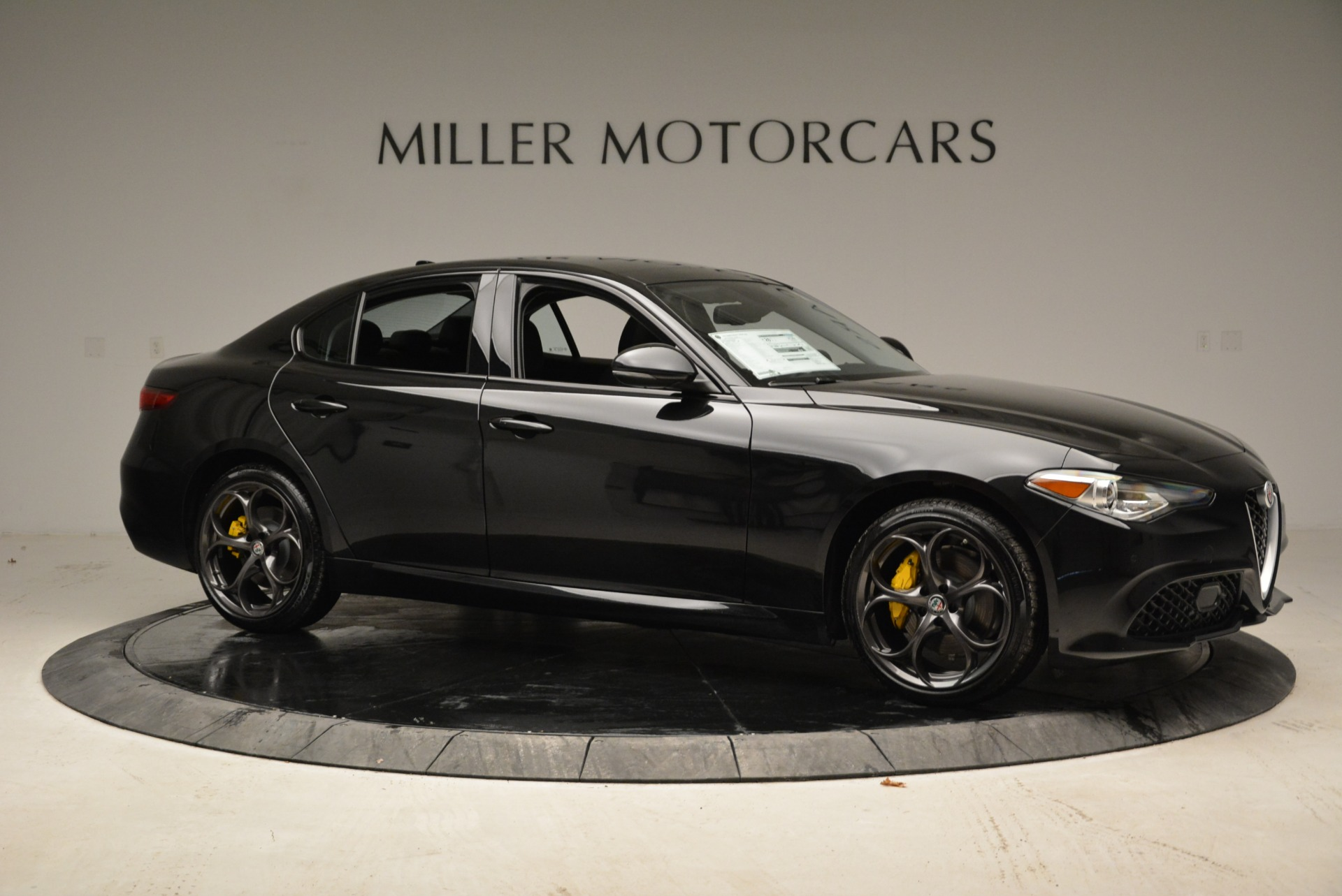 New 2019 Alfa Romeo Giulia Ti Sport Q4 For Sale In Greenwich, CT 2912_p10