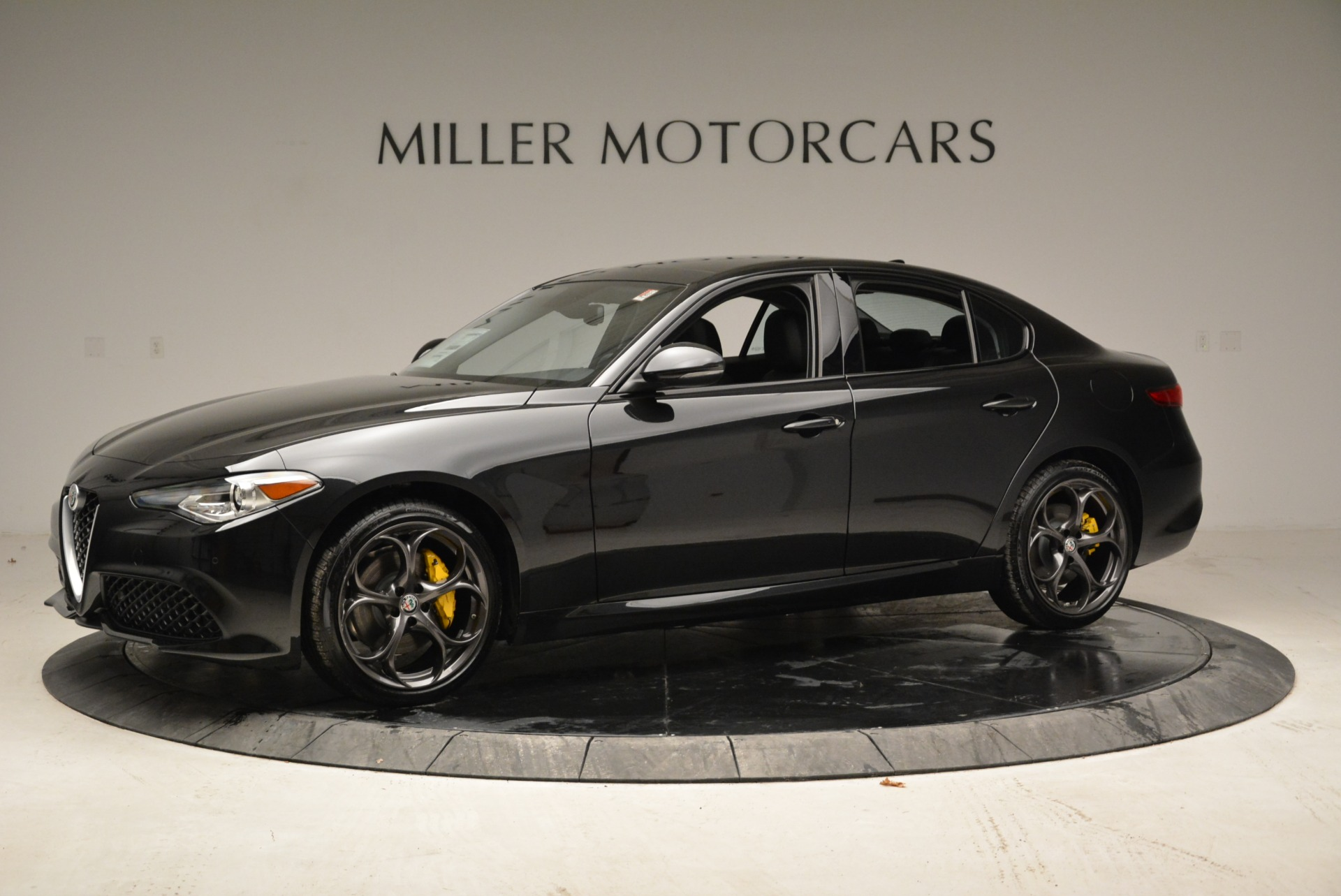 New 2019 Alfa Romeo Giulia Ti Sport Q4 For Sale In Greenwich, CT 2912_p2