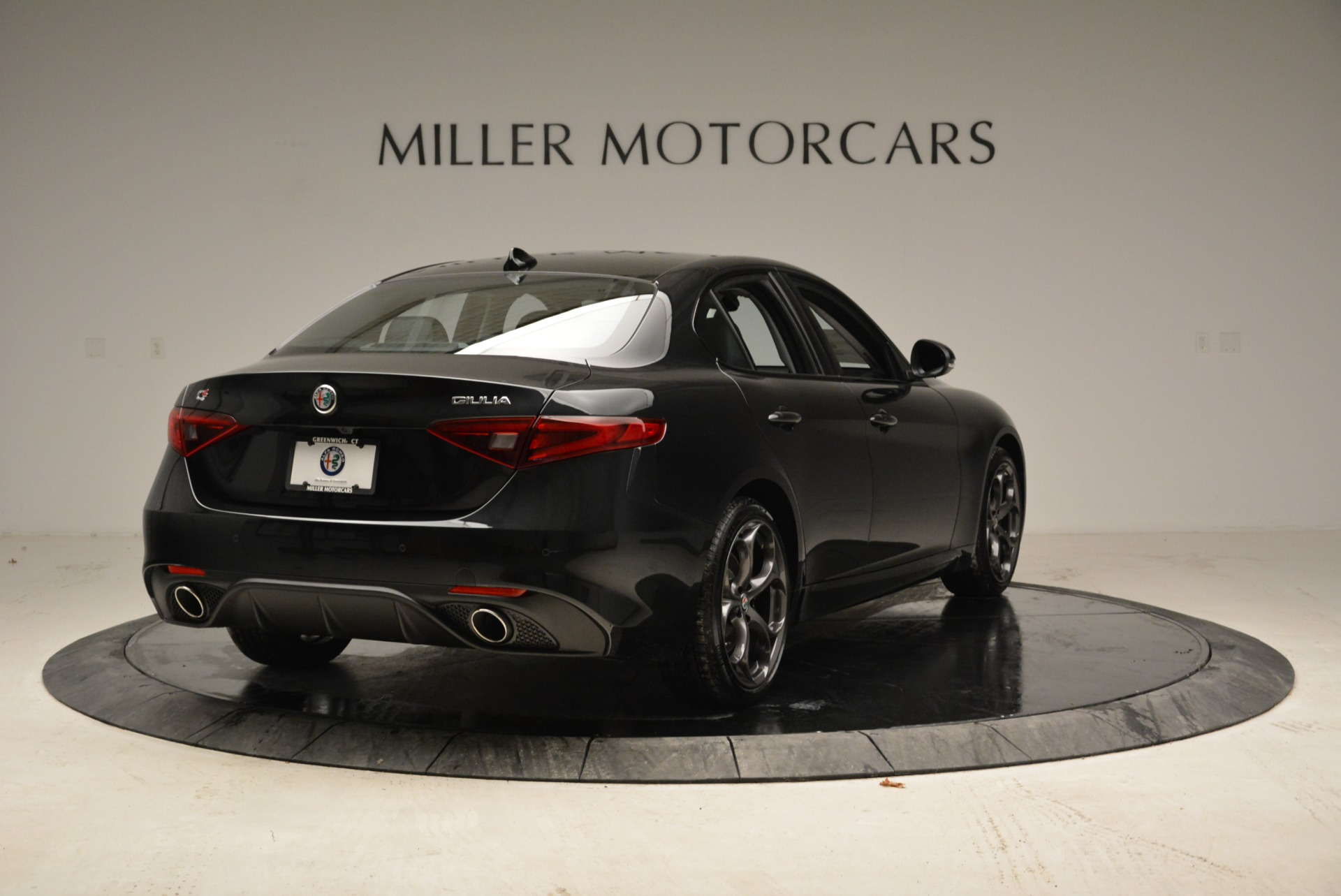 New 2019 Alfa Romeo Giulia Ti Sport Q4 For Sale In Greenwich, CT 2912_p7