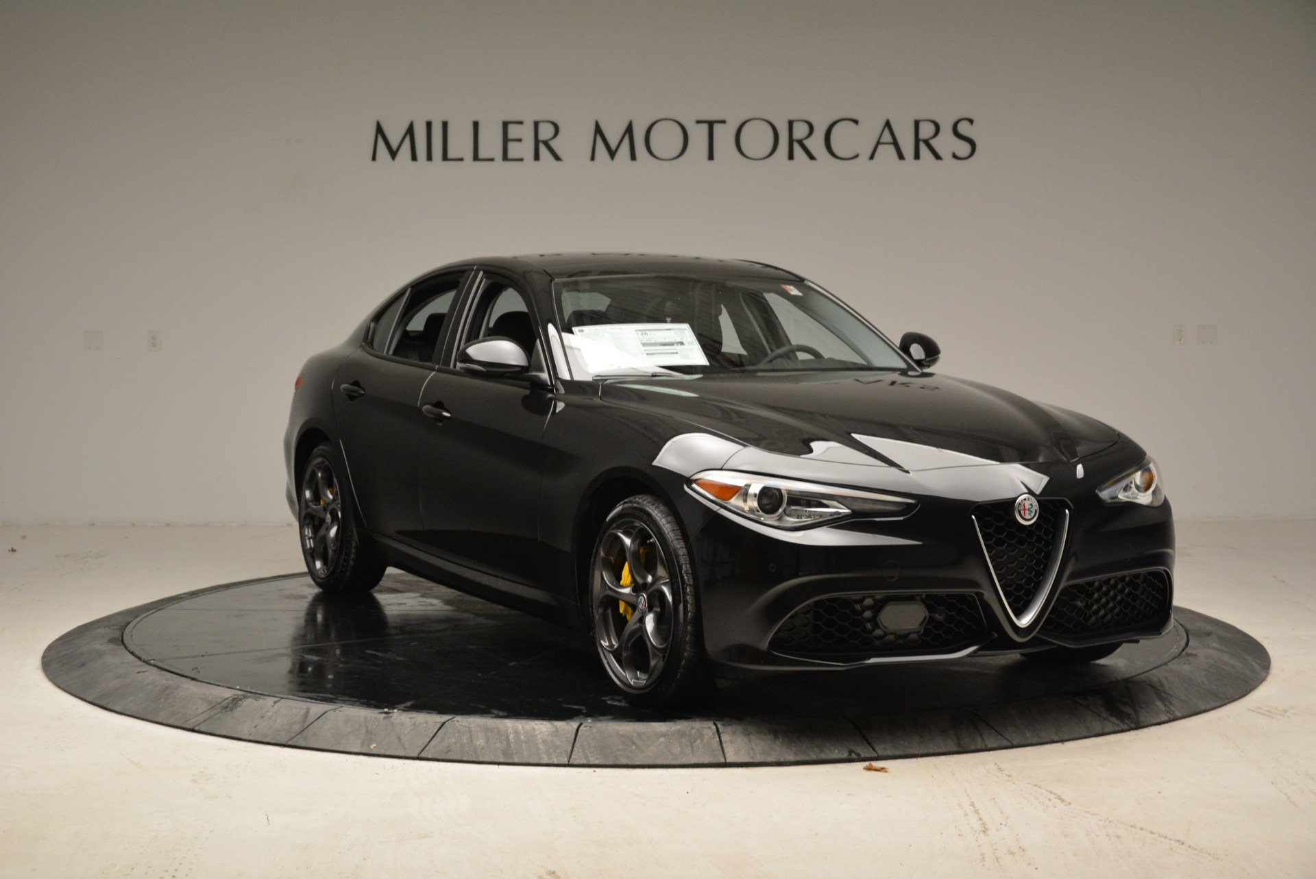New 2019 Alfa Romeo Giulia Ti Sport Q4 For Sale In Greenwich, CT 2913_p11