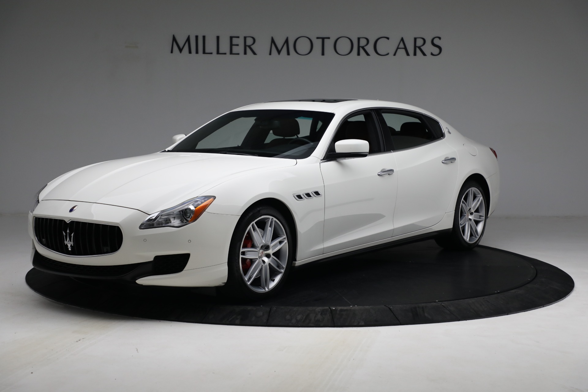 Used 2015 Maserati Quattroporte S Q4 For Sale In Greenwich, CT