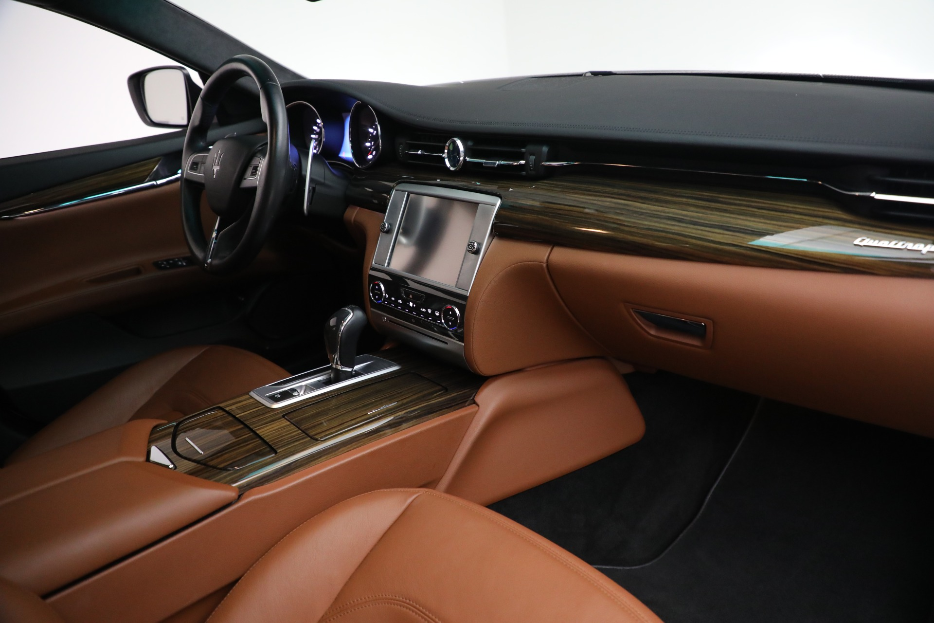 Used 2015 Maserati Quattroporte S Q4 For Sale In Greenwich, CT 2915_p19