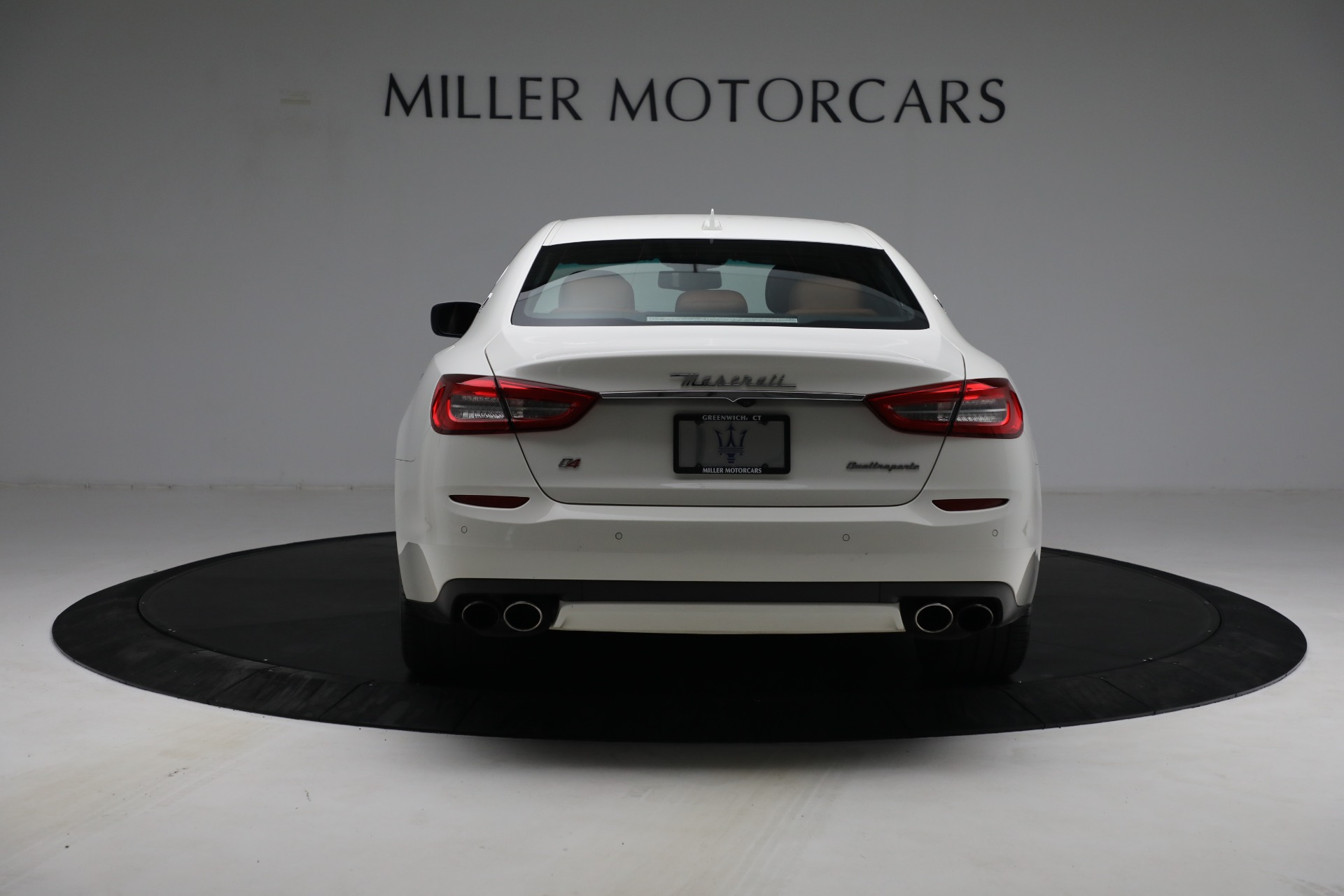 Used 2015 Maserati Quattroporte S Q4 For Sale In Greenwich, CT 2915_p6