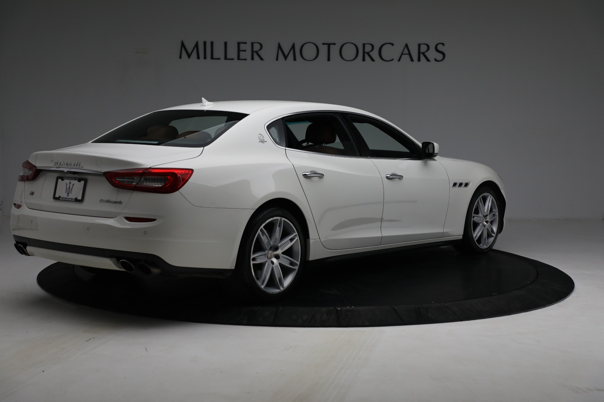 Used 2015 Maserati Quattroporte S Q4 For Sale In Greenwich, CT 2915_p7