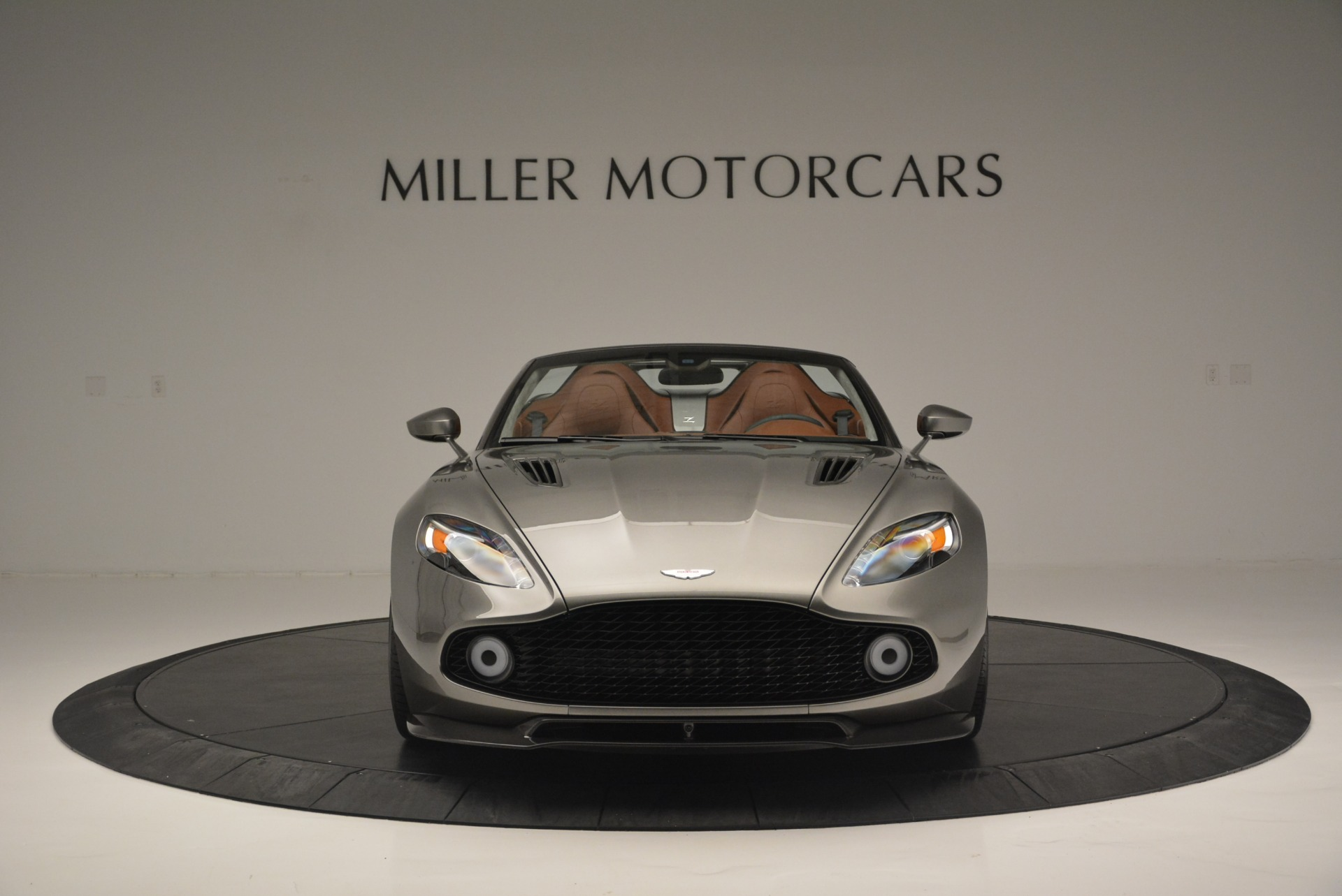 Used 2018 Aston Martin Zagato Speedster Convertible For Sale In Greenwich, CT 2916_p12