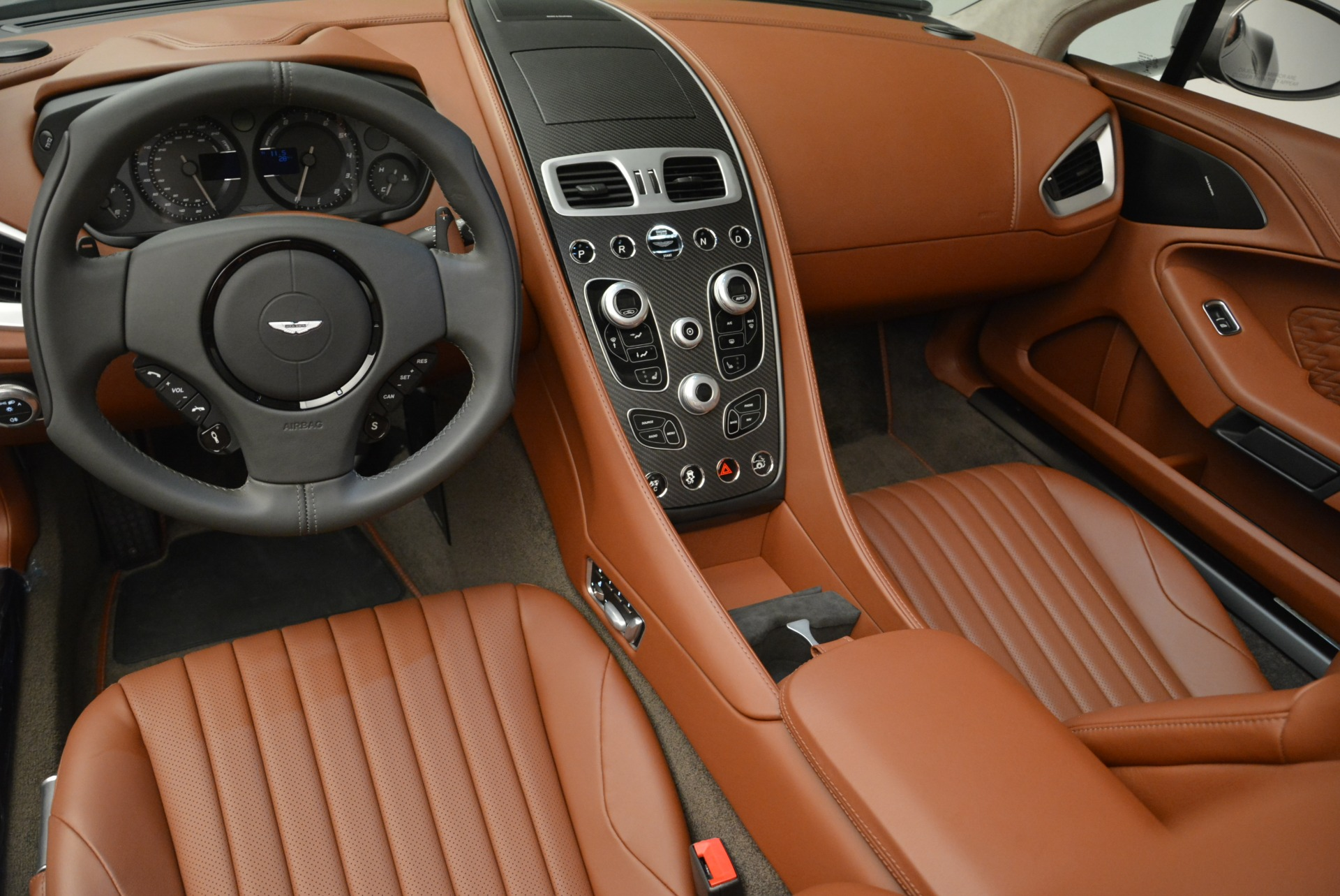 Used 2018 Aston Martin Zagato Speedster Convertible For Sale In Greenwich, CT 2916_p14