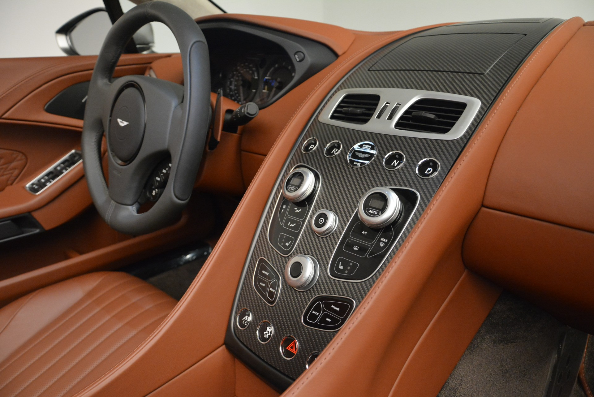 Used 2018 Aston Martin Zagato Speedster Convertible For Sale In Greenwich, CT 2916_p17