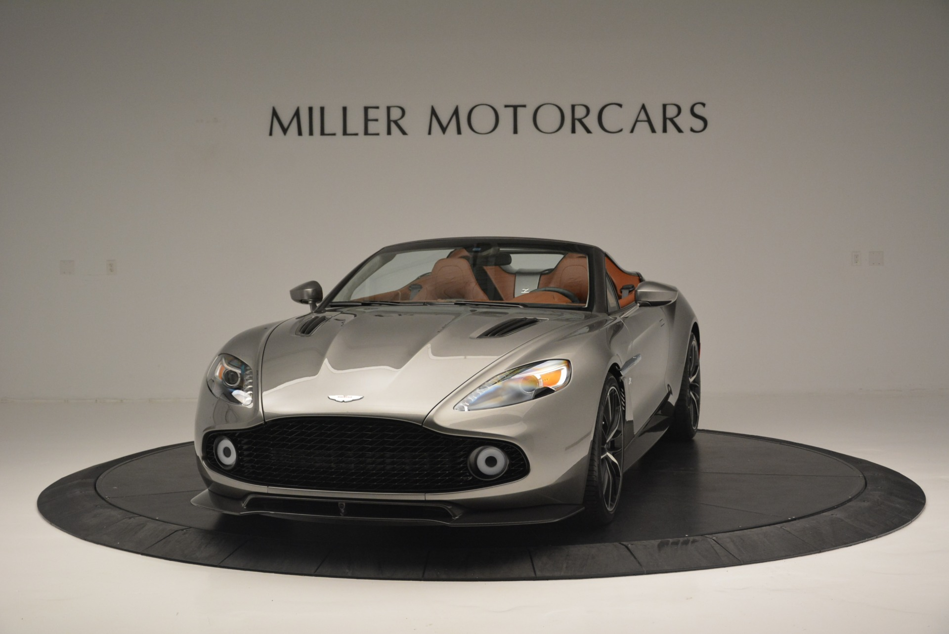 Used 2018 Aston Martin Zagato Speedster Convertible For Sale In Greenwich, CT 2916_p2
