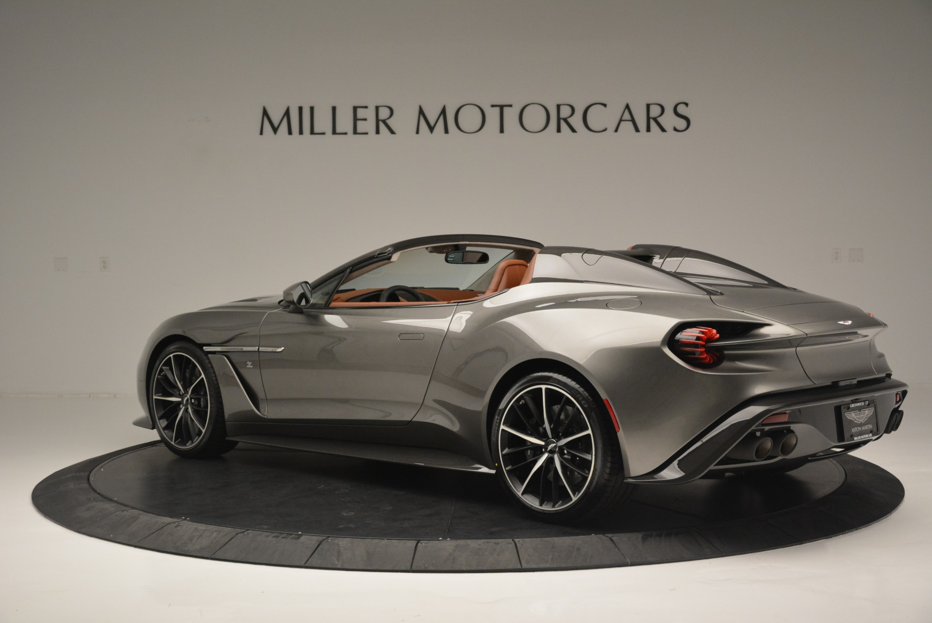 Used 2018 Aston Martin Zagato Speedster Convertible For Sale In Greenwich, CT 2916_p4