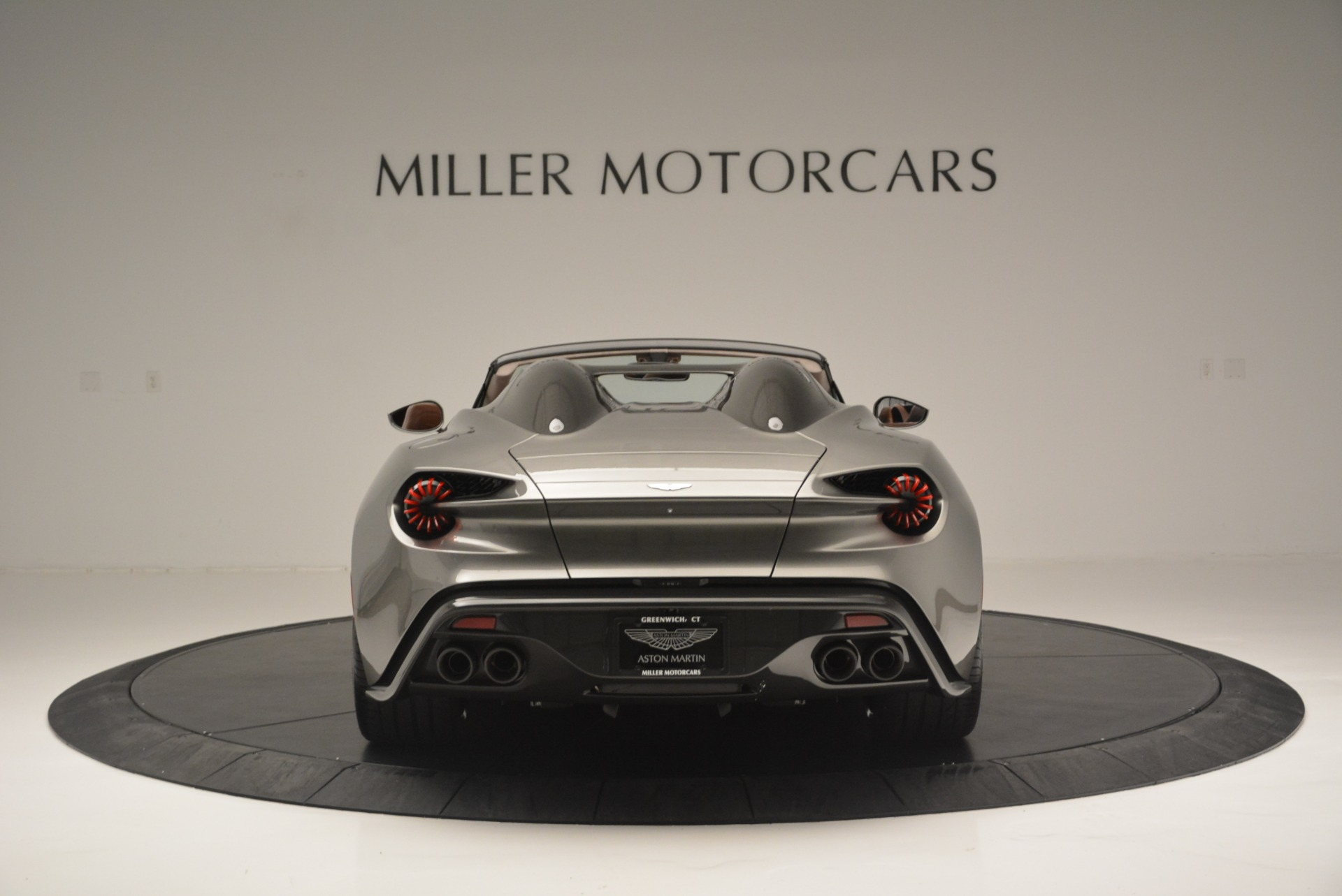 Used 2018 Aston Martin Zagato Speedster Convertible For Sale In Greenwich, CT 2916_p6