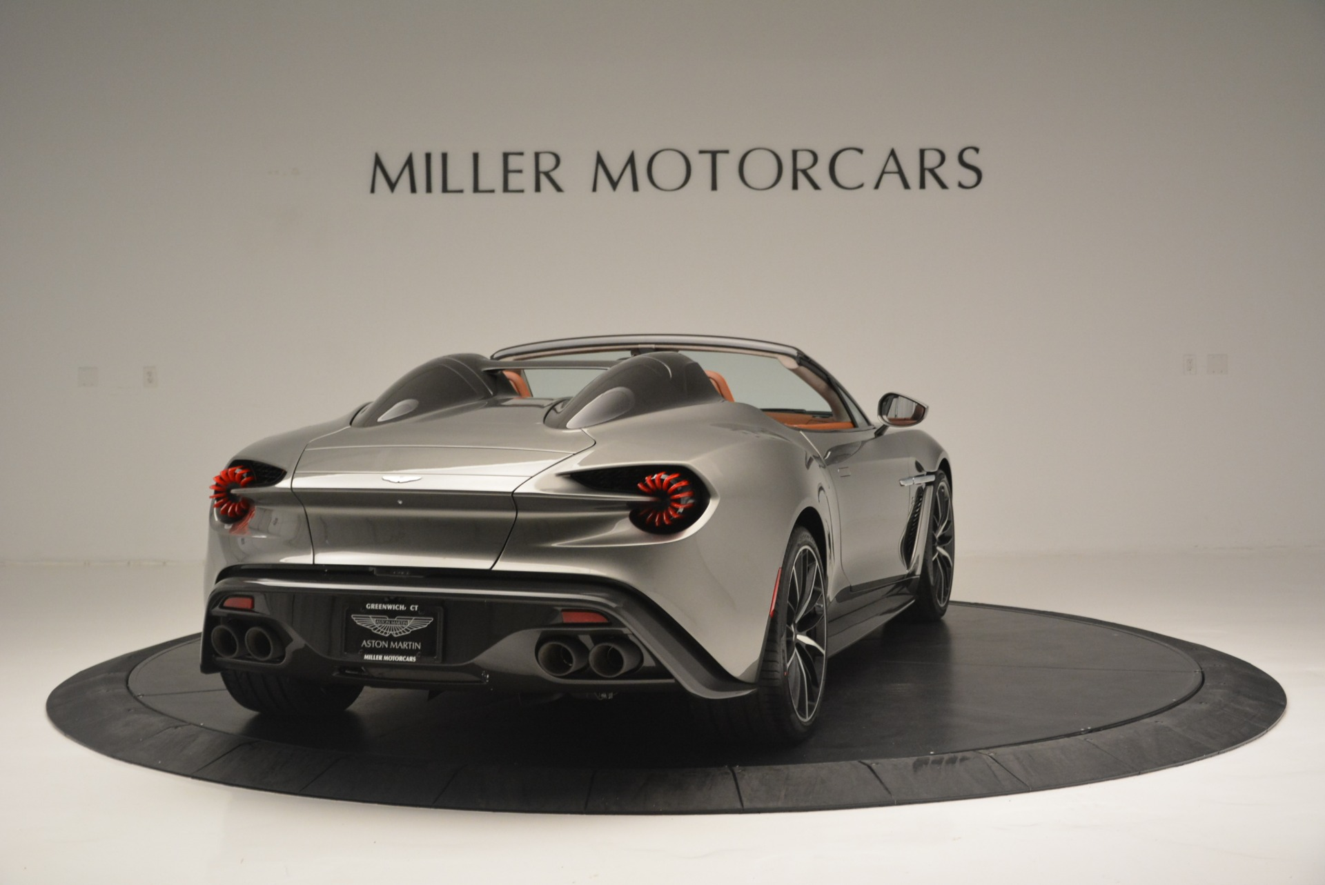 Used 2018 Aston Martin Zagato Speedster Convertible For Sale In Greenwich, CT 2916_p7