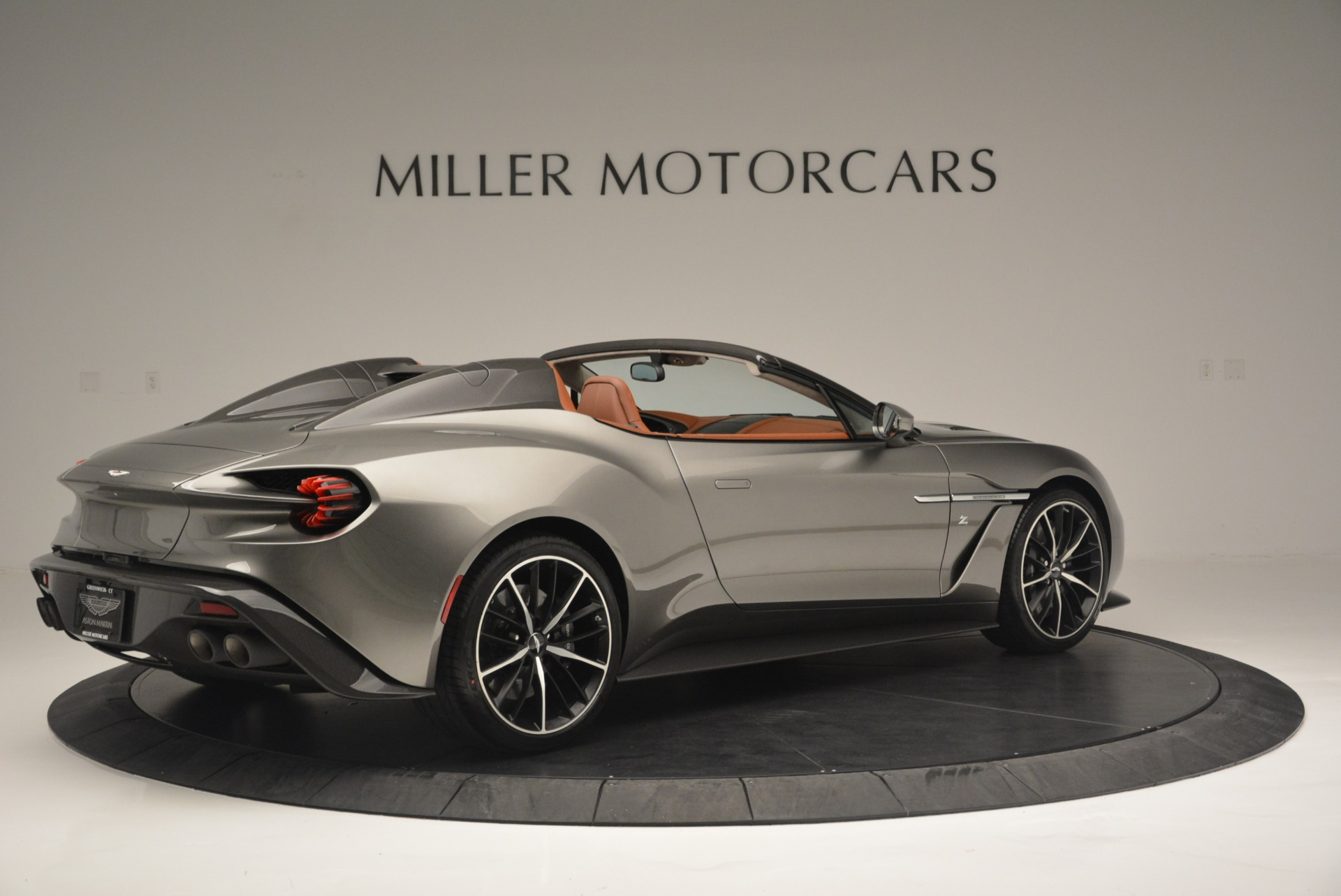 Used 2018 Aston Martin Zagato Speedster Convertible For Sale In Greenwich, CT 2916_p8