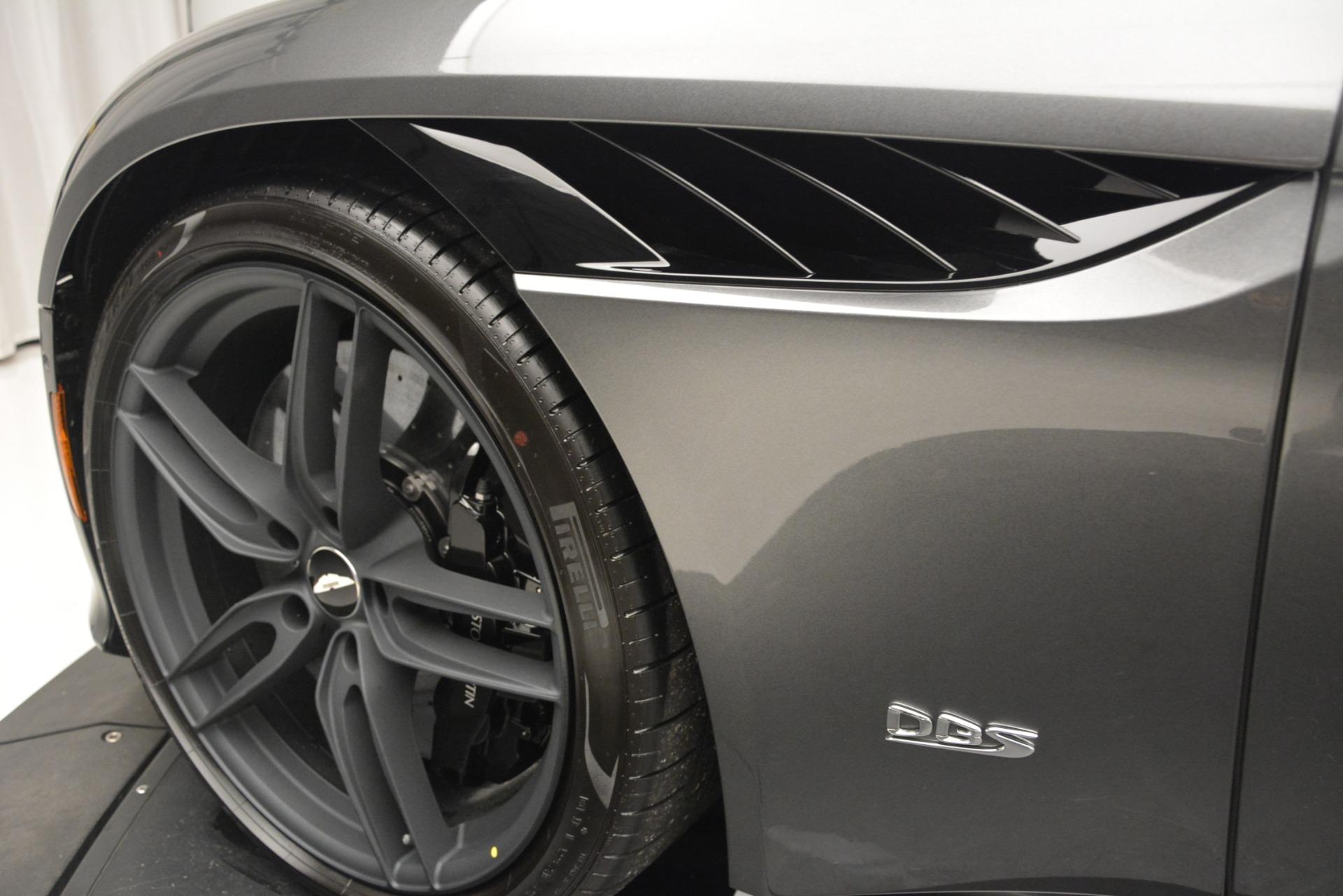 Used 2019 Aston Martin DBS Superleggera Coupe For Sale In Greenwich, CT 2917_p13