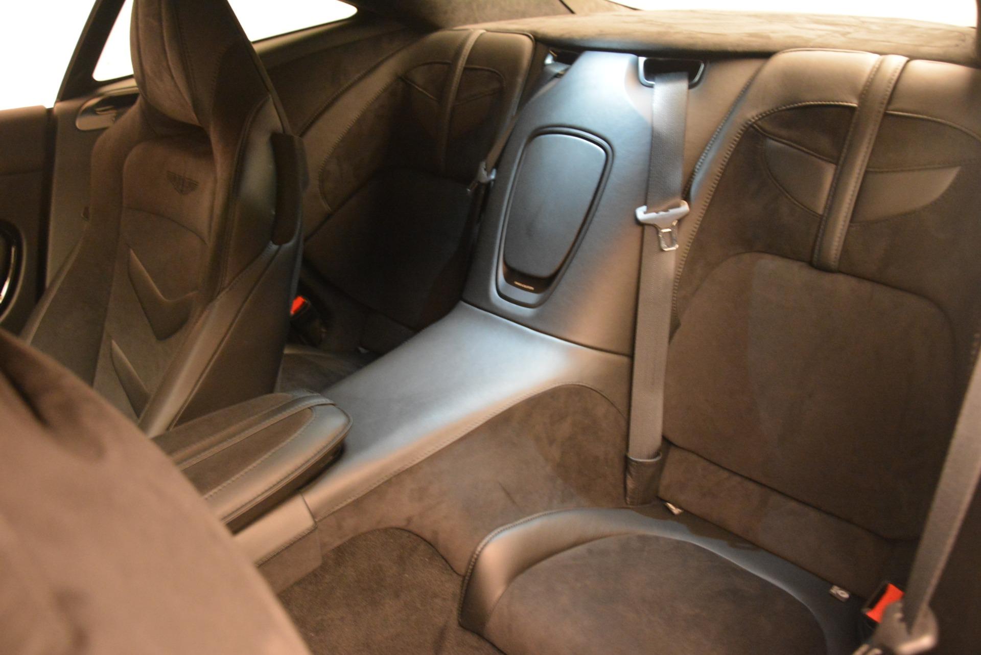 Used 2019 Aston Martin DBS Superleggera Coupe For Sale In Greenwich, CT 2917_p19