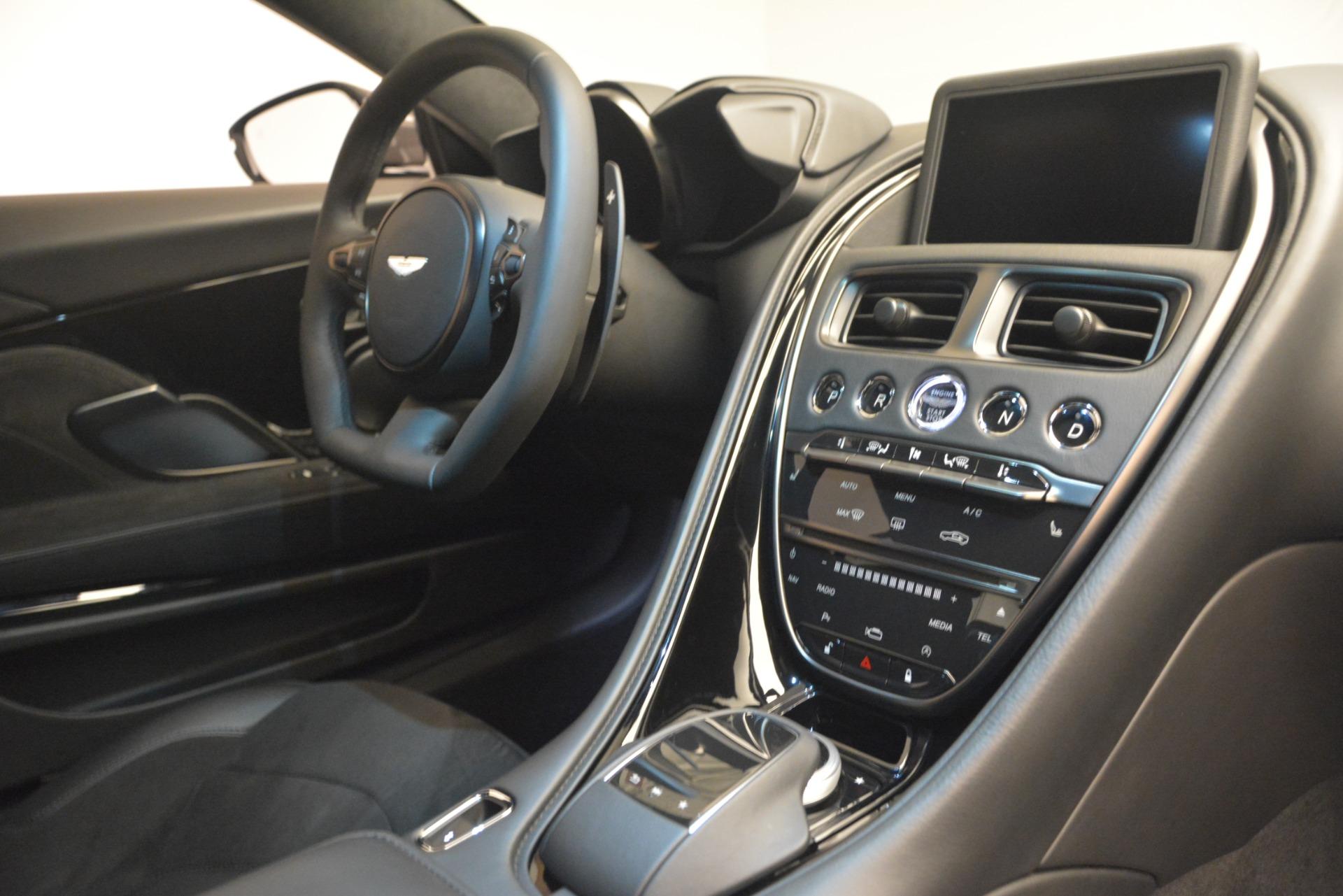 Used 2019 Aston Martin DBS Superleggera Coupe For Sale In Greenwich, CT 2917_p21