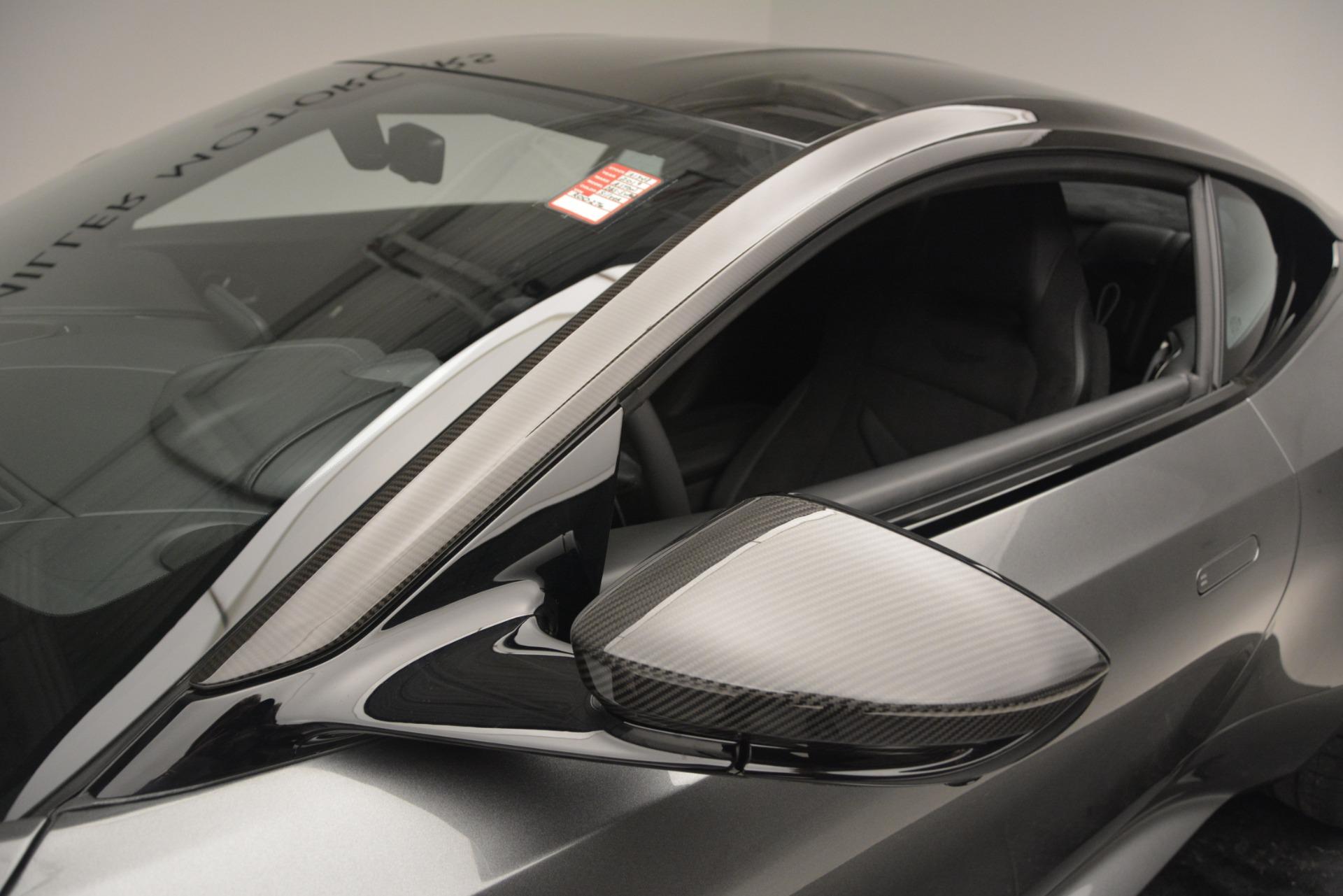 Used 2019 Aston Martin DBS Superleggera Coupe For Sale In Greenwich, CT 2917_p22