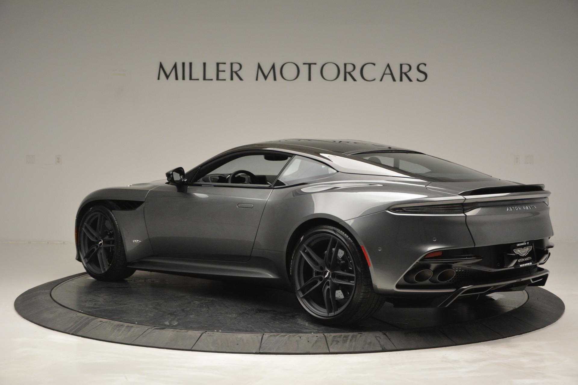 Used 2019 Aston Martin DBS Superleggera Coupe For Sale In Greenwich, CT 2917_p4