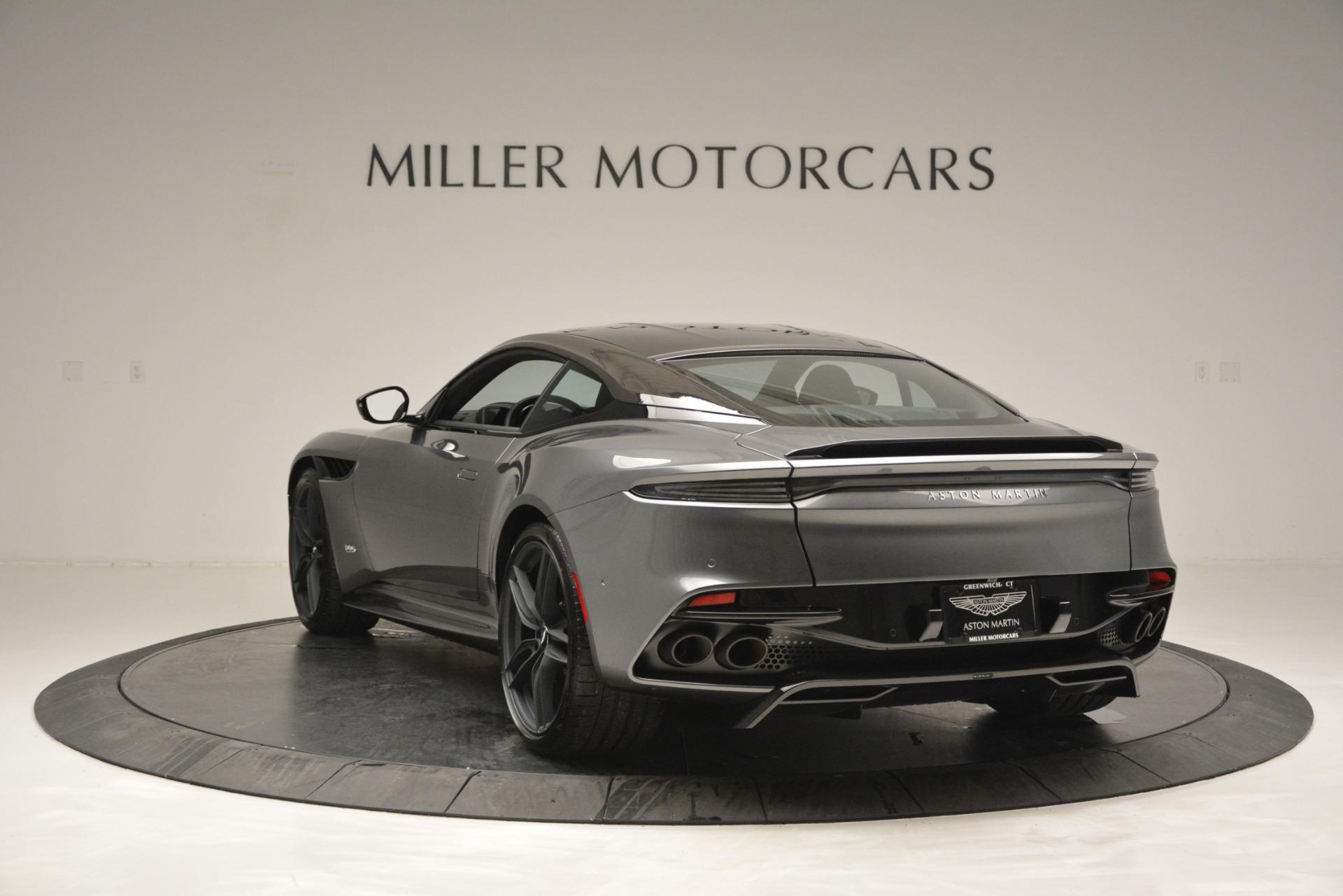 Used 2019 Aston Martin DBS Superleggera Coupe For Sale In Greenwich, CT 2917_p5