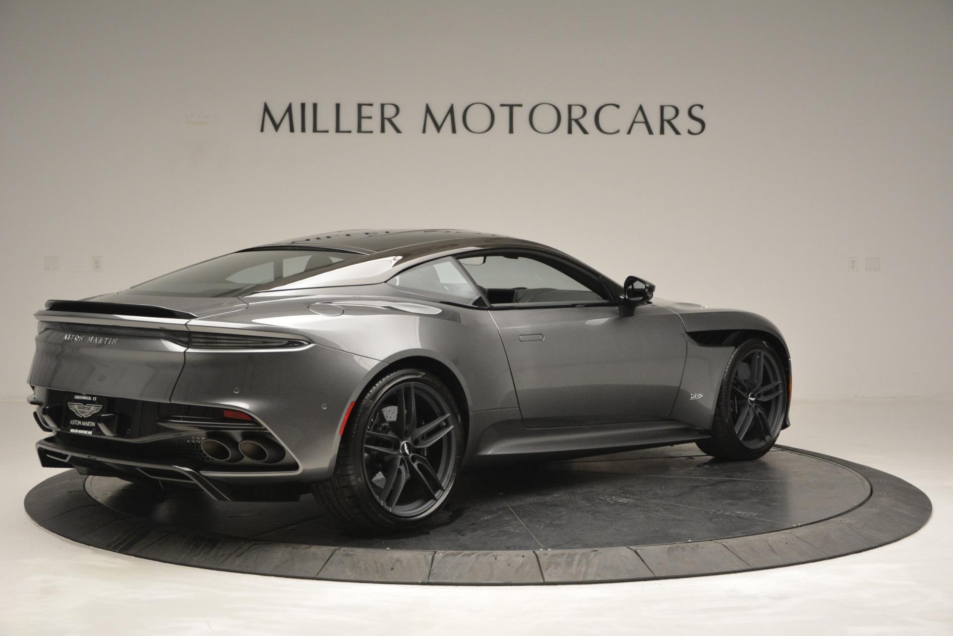 Used 2019 Aston Martin DBS Superleggera Coupe For Sale In Greenwich, CT 2917_p8