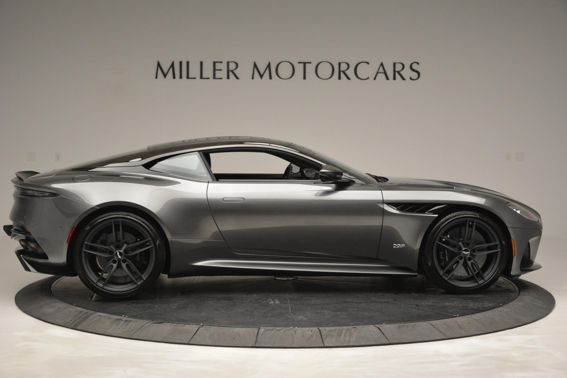 Used 2019 Aston Martin DBS Superleggera Coupe For Sale In Greenwich, CT 2917_p9