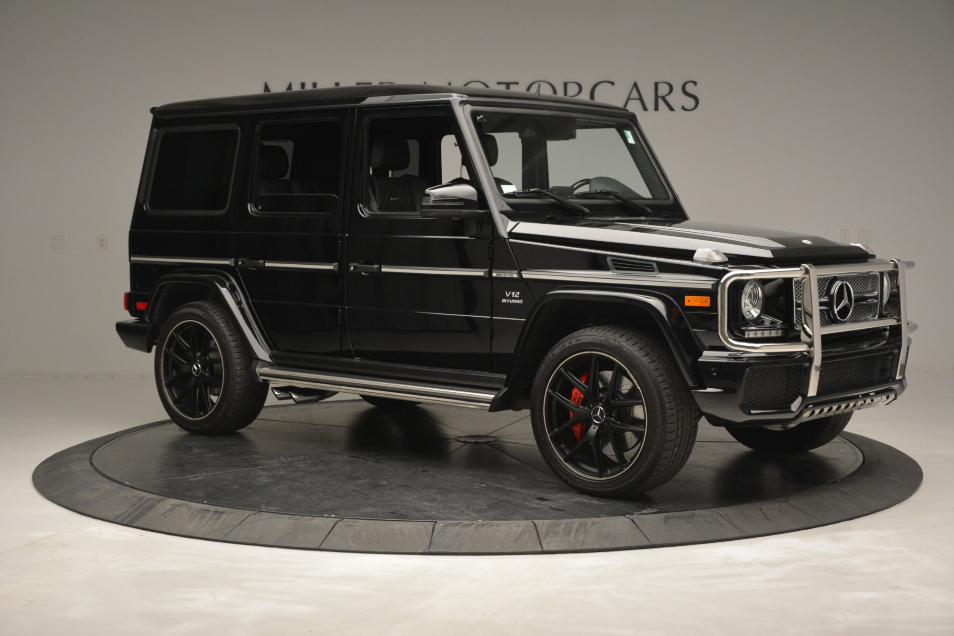 Used 2016 Mercedes-Benz G-Class AMG G 65 For Sale In Greenwich, CT 2922_p10