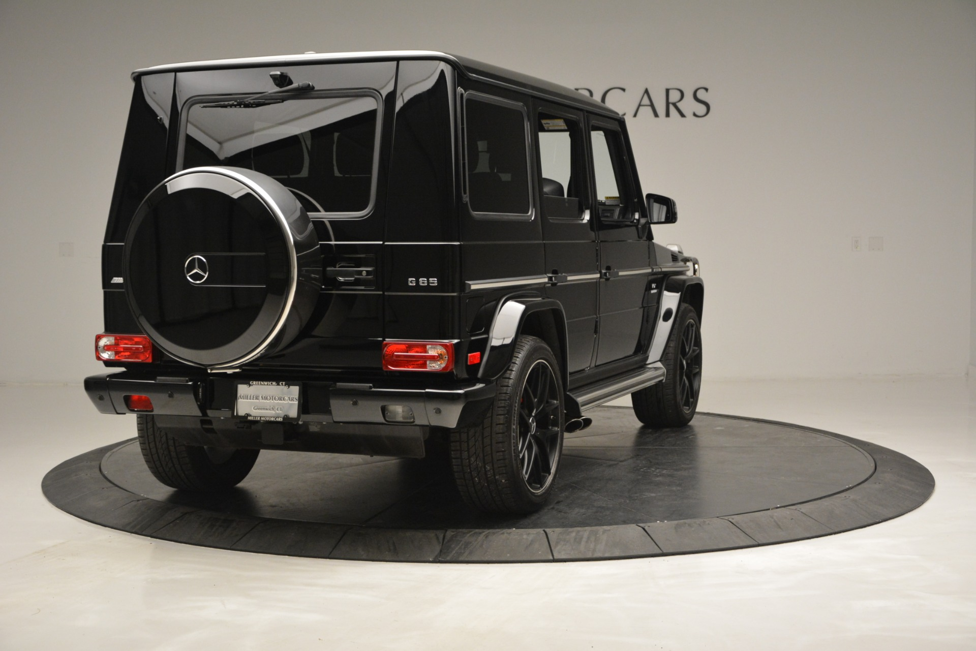 Used 2016 Mercedes-Benz G-Class AMG G 65 For Sale In Greenwich, CT 2922_p7